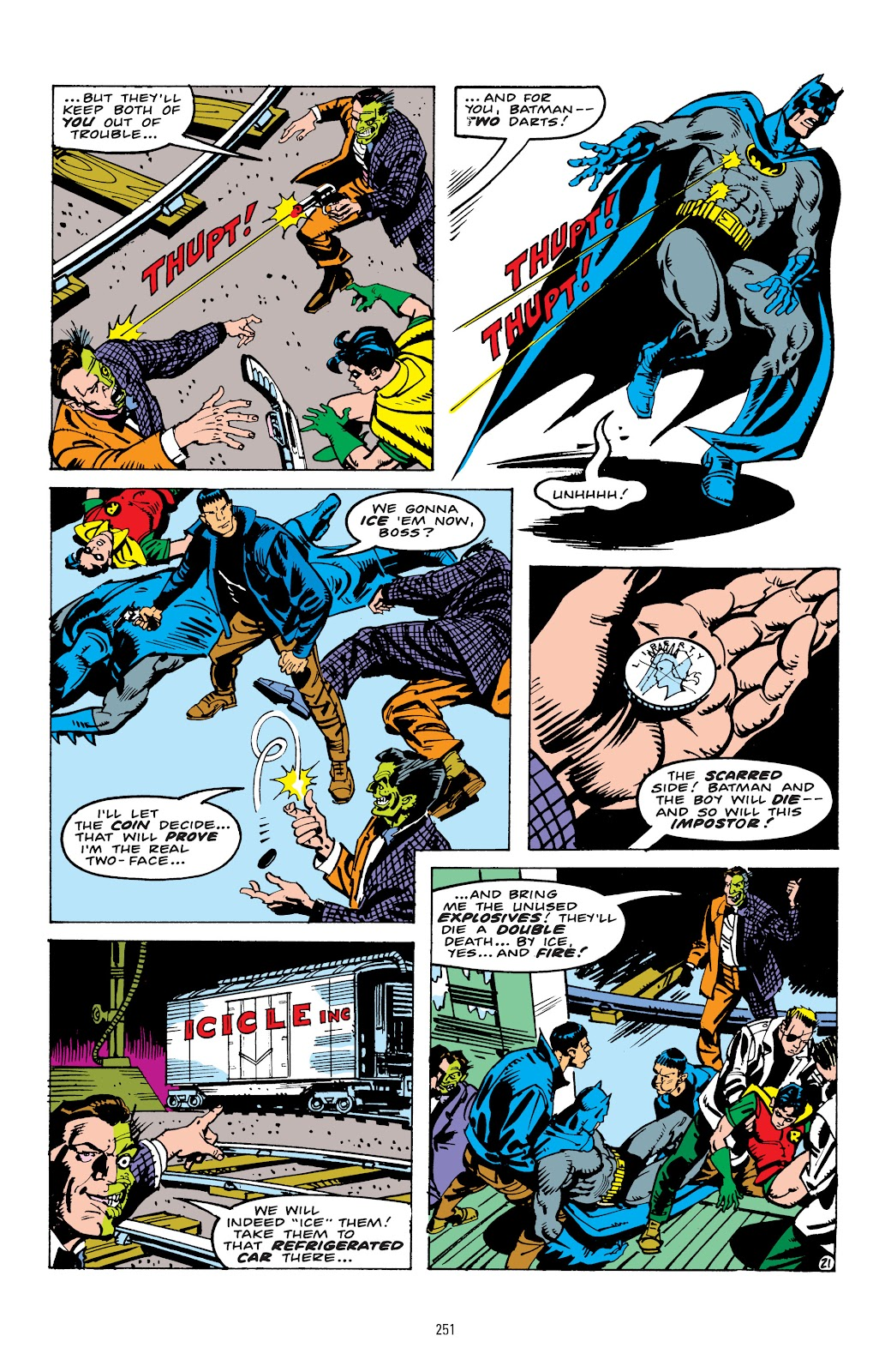 Read online Detective Comics (1937) comic -  Issue # _TPB Batman - The Dark Knight Detective 1 (Part 3) - 51
