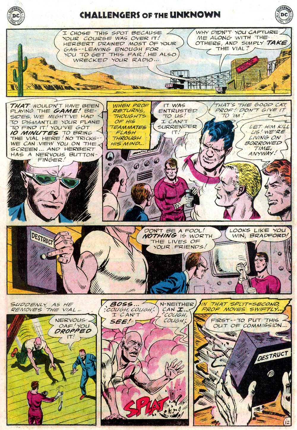 Challengers of the Unknown (1958) issue 47 - Page 26