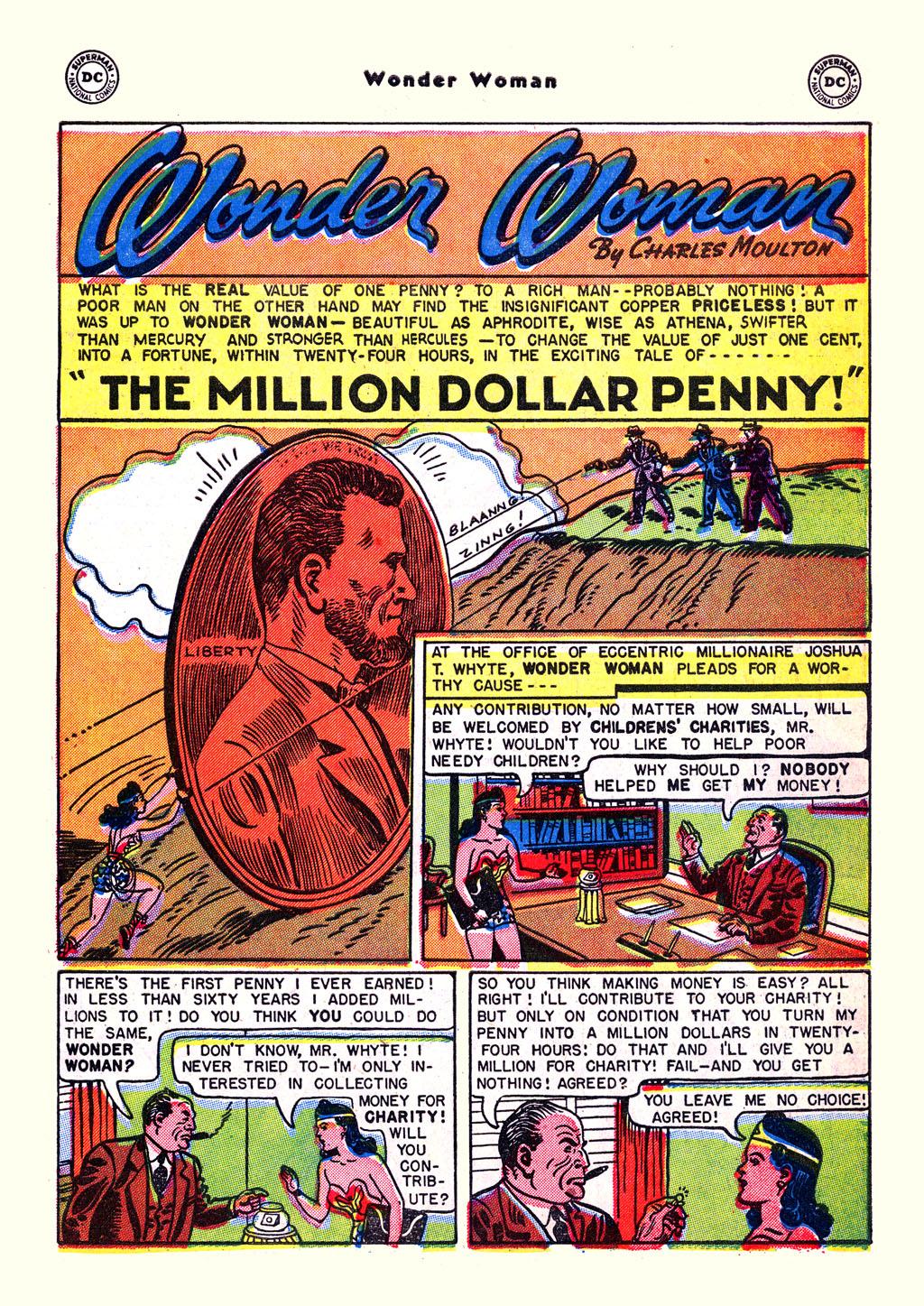 Read online Wonder Woman (1942) comic -  Issue #59 - 27
