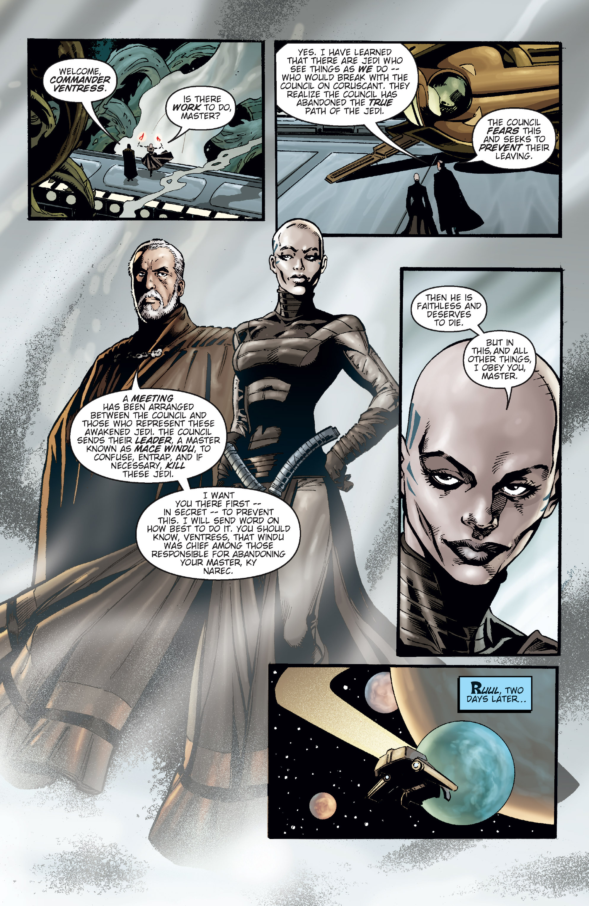 Read online Star Wars Omnibus comic -  Issue # Vol. 24 - 92