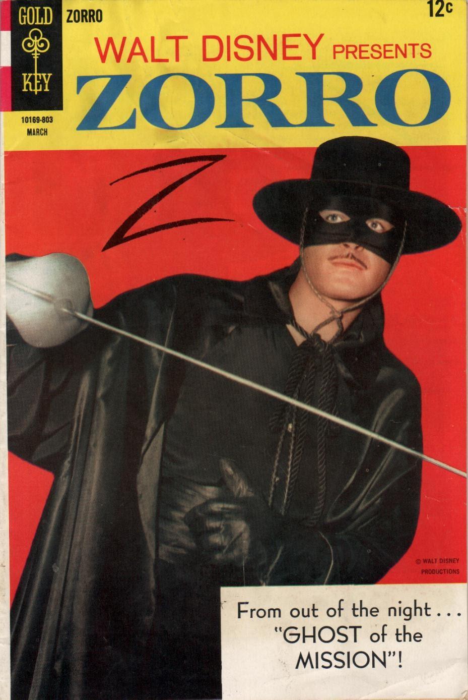 Zorro (1966) 9 Page 1