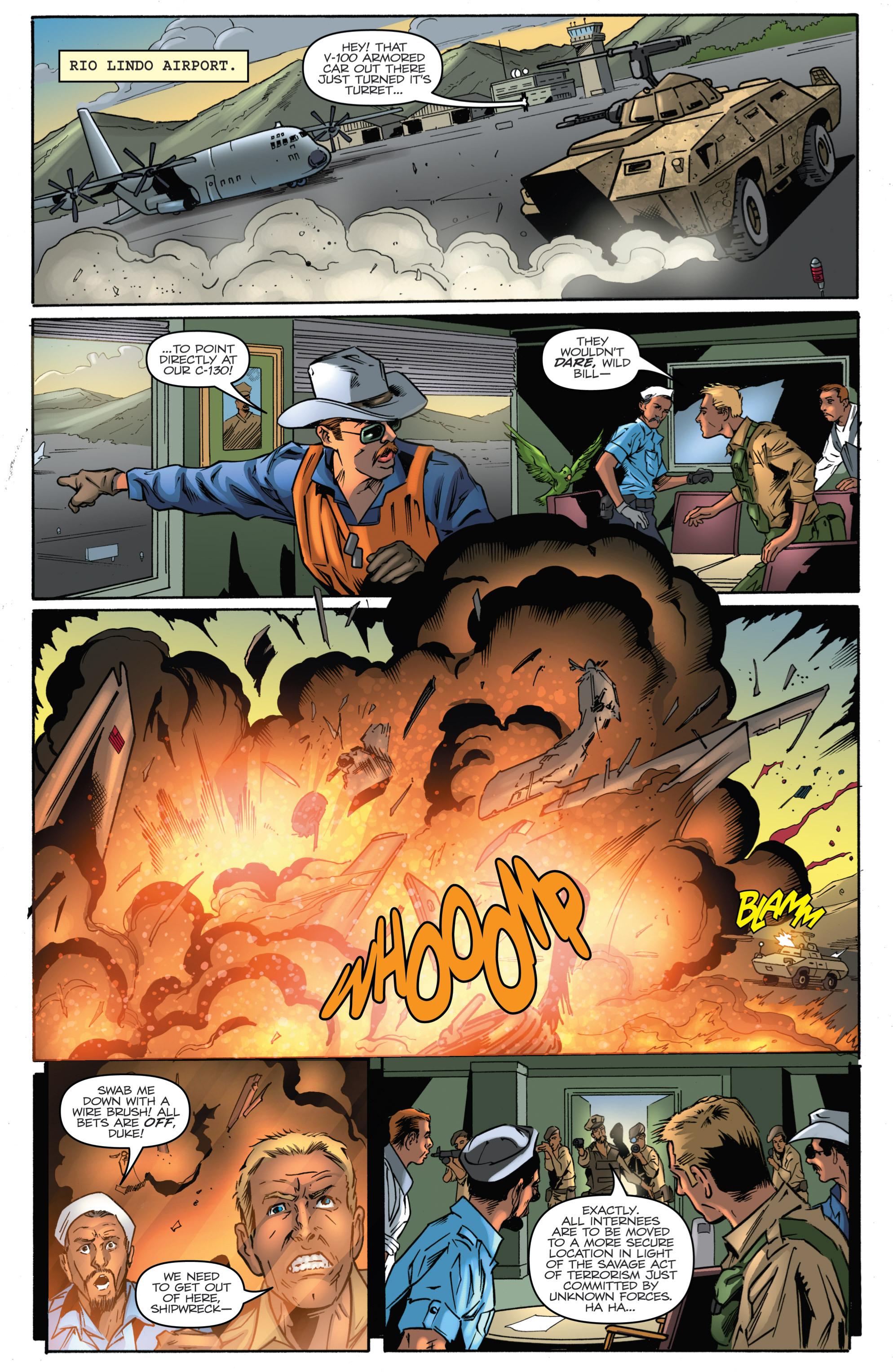 G.I. Joe: A Real American Hero 195 Page 20