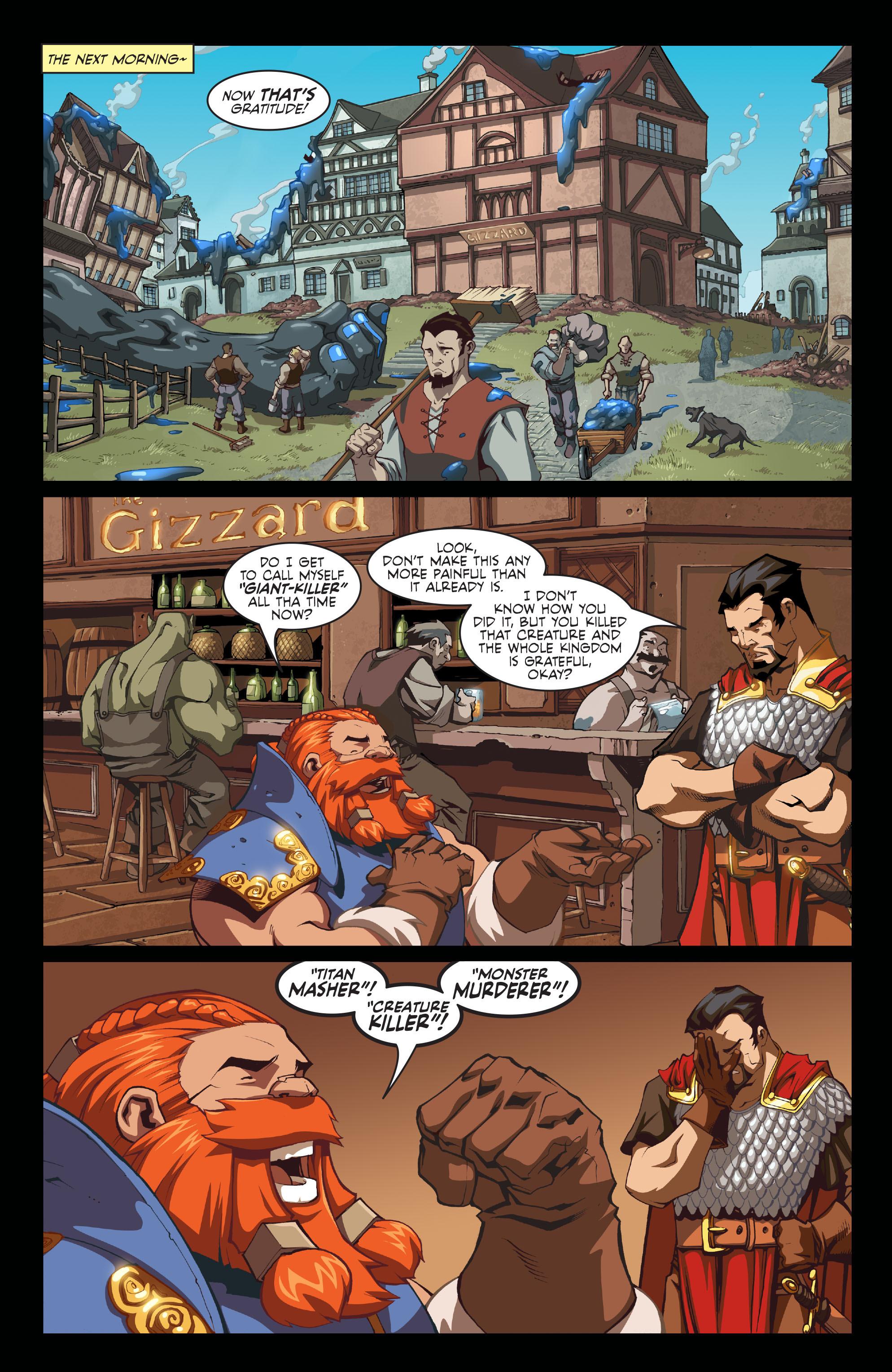Read online Skullkickers comic -  Issue #5 - 20