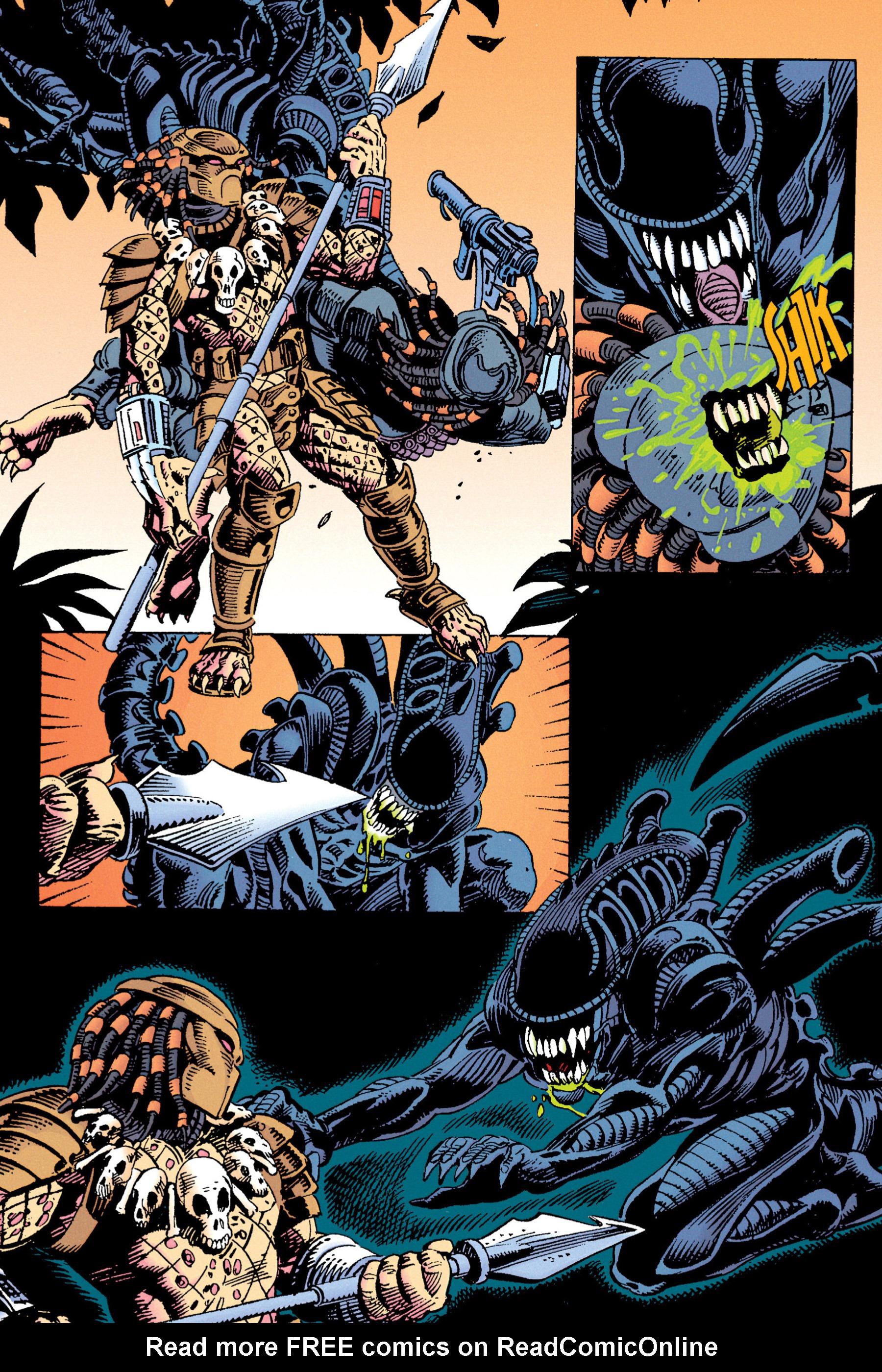 Read online Aliens vs. Predator Omnibus comic -  Issue # _TPB 1 Part 3 - 75