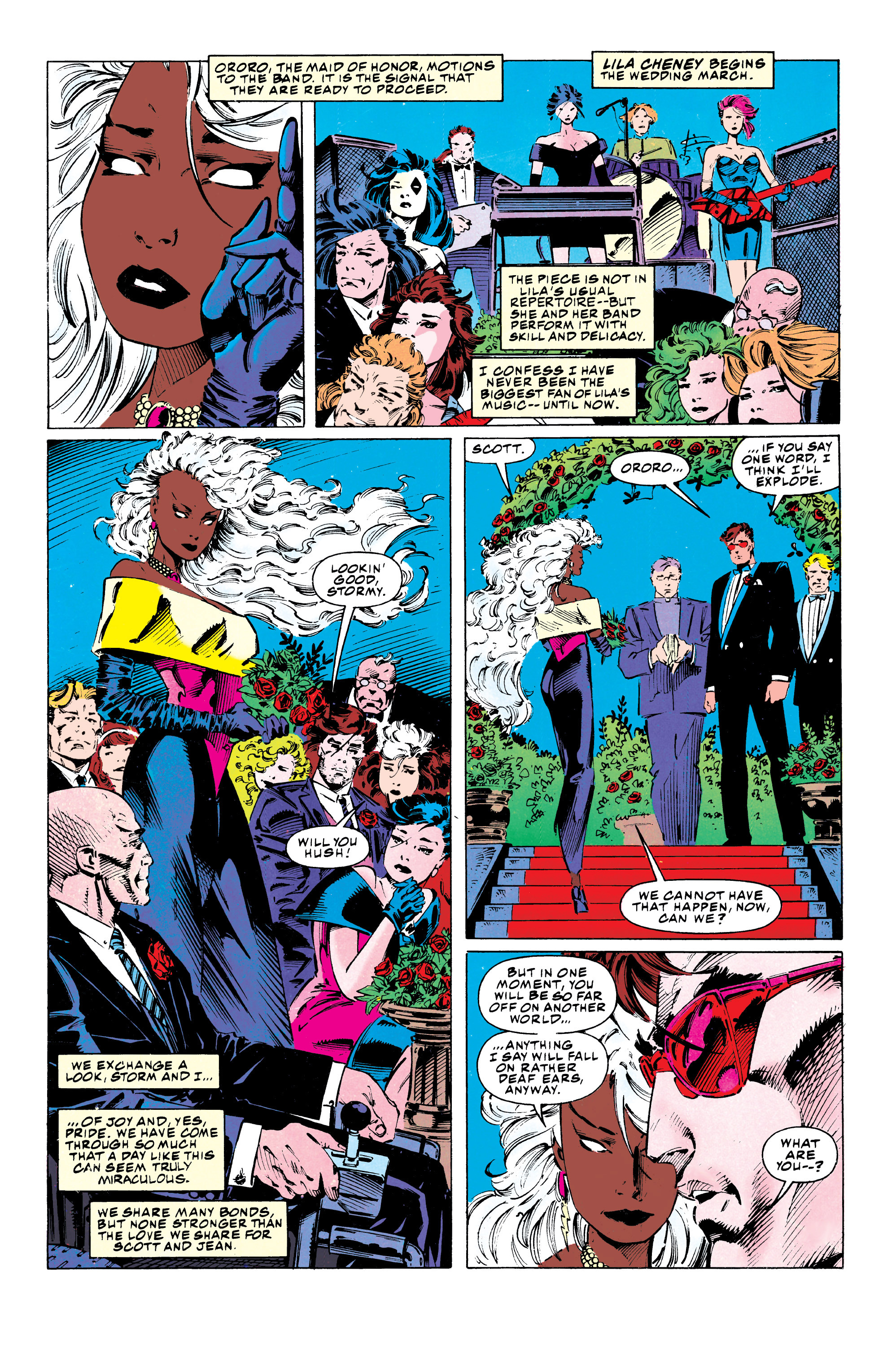 X-Men (1991) 30 Page 10