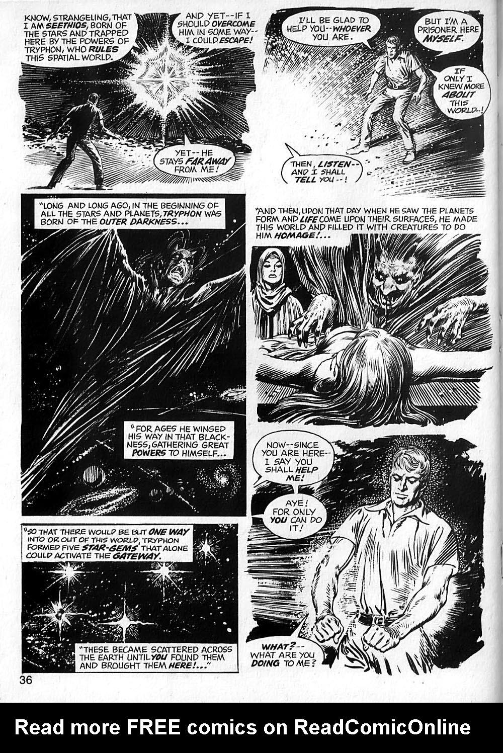 Vampire Tales issue 2 - Page 37