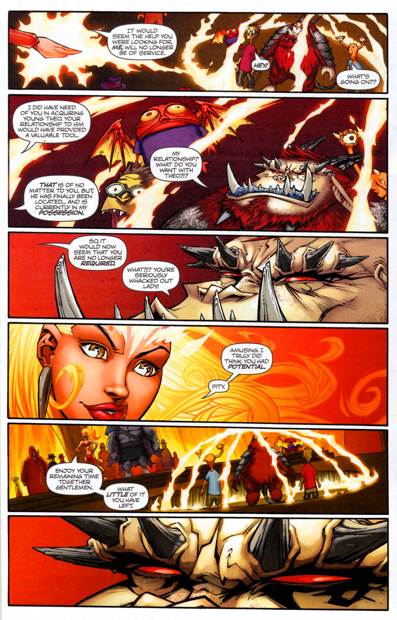 Read online Shrugged (2006) comic -  Issue #7 - 14