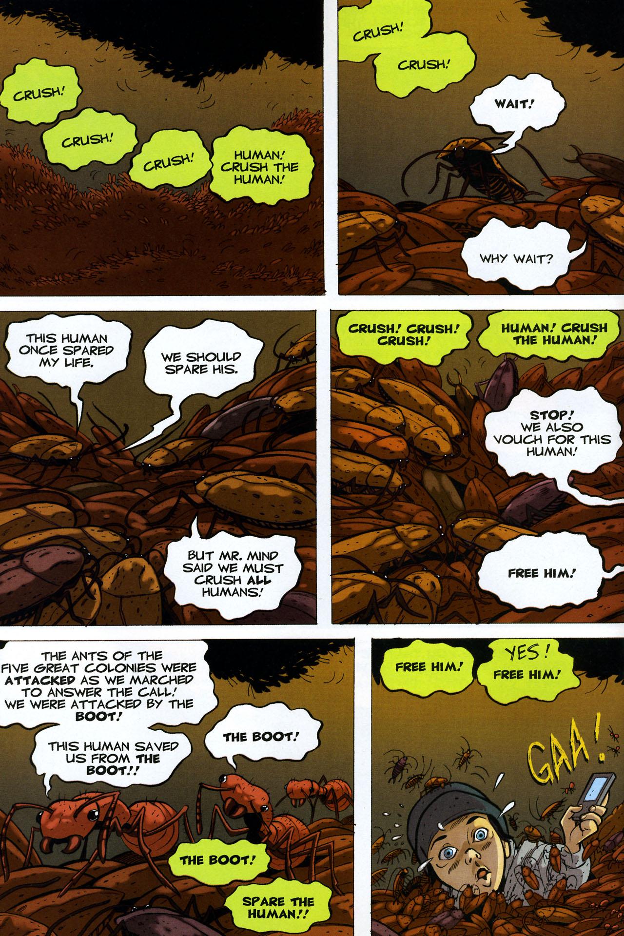 Read online Shazam!: The Monster Society of Evil comic -  Issue #4 - 16