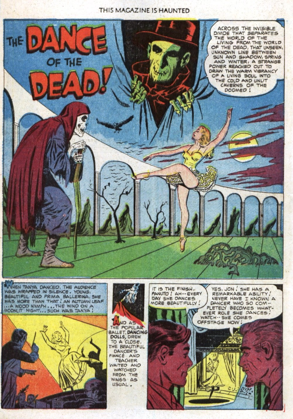Read online This Magazine Is Haunted comic -  Issue #8 - 25