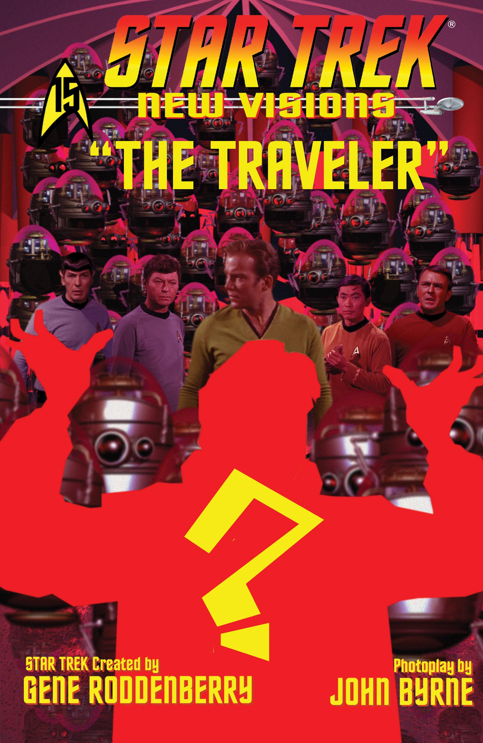 Read online Star Trek: New Visions comic -  Issue #15 - 1