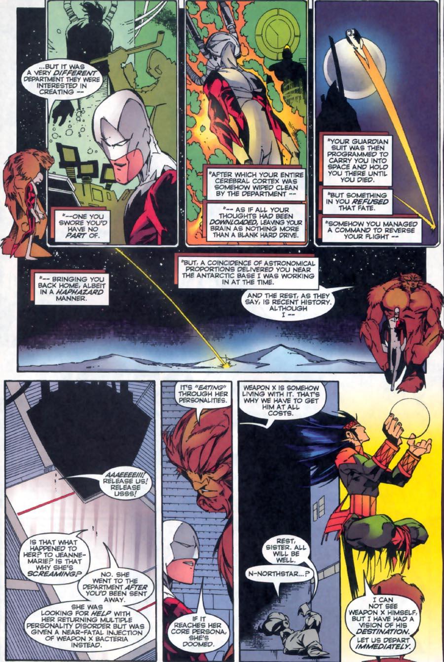 Read online Alpha Flight (1997) comic -  Issue #19 - 19