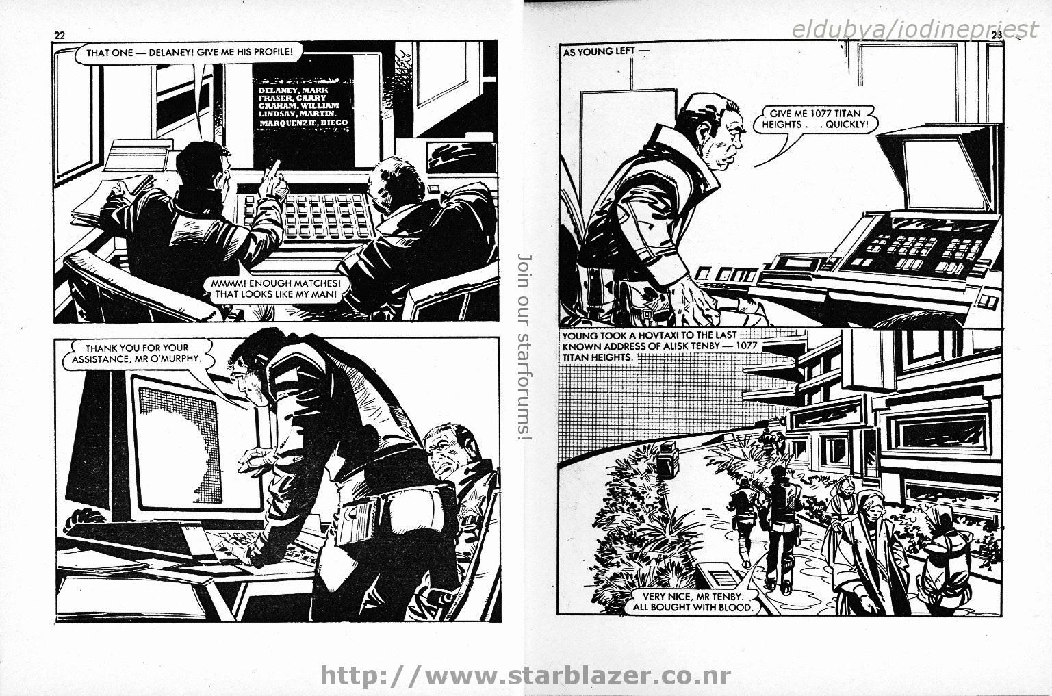 Starblazer issue 165 - Page 13