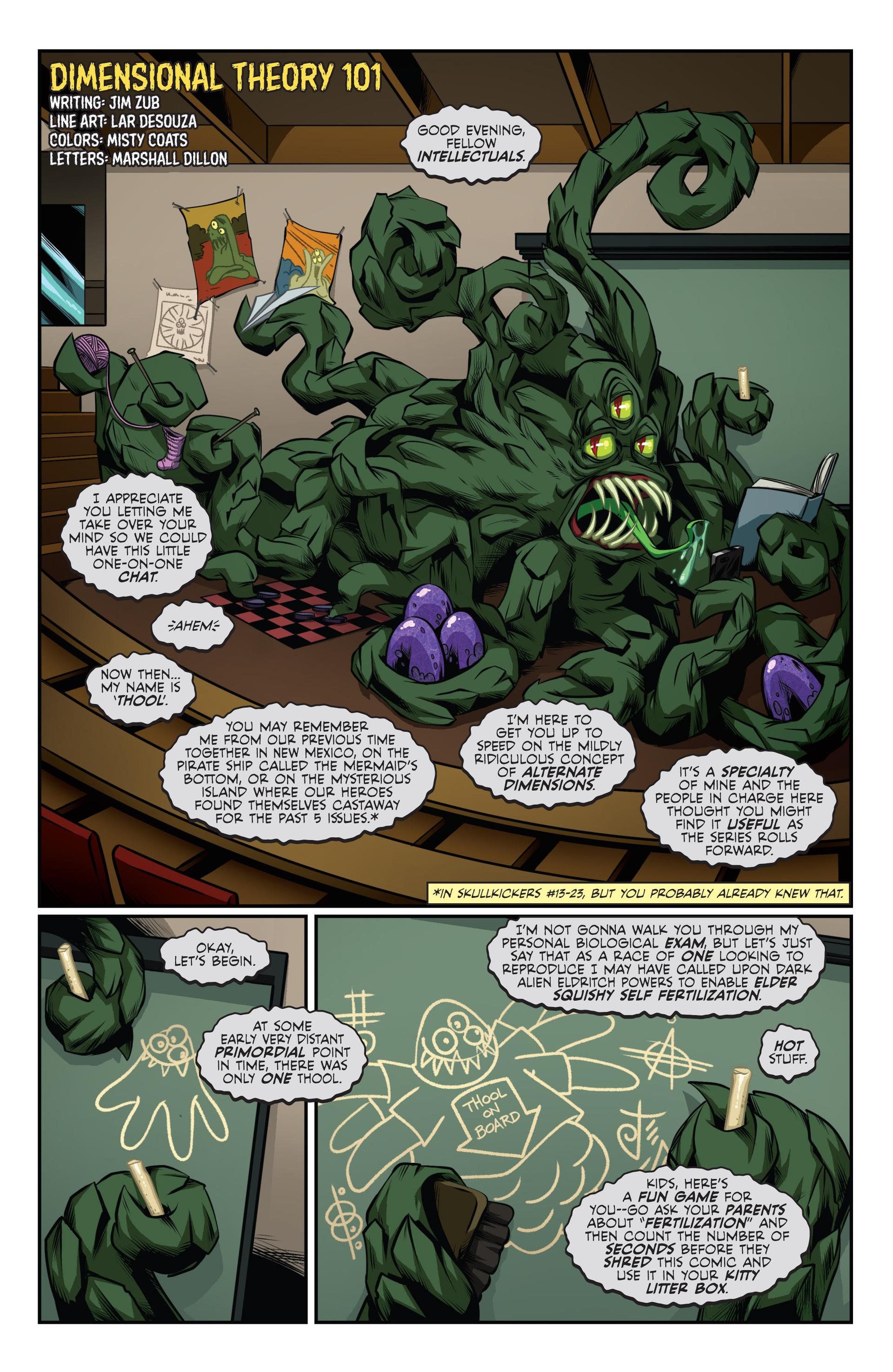 Read online Skullkickers comic -  Issue #24 - 23