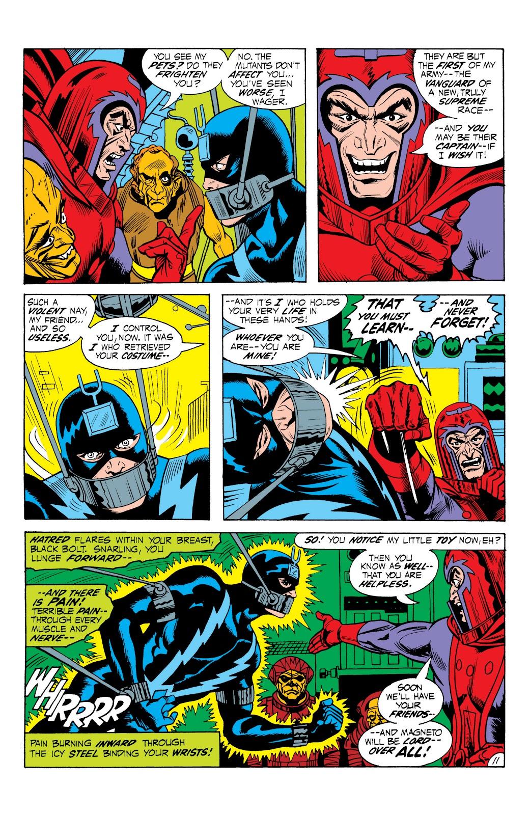 Read online Marvel Masterworks: The Inhumans comic -  Issue # TPB 1 (Part 2) - 68