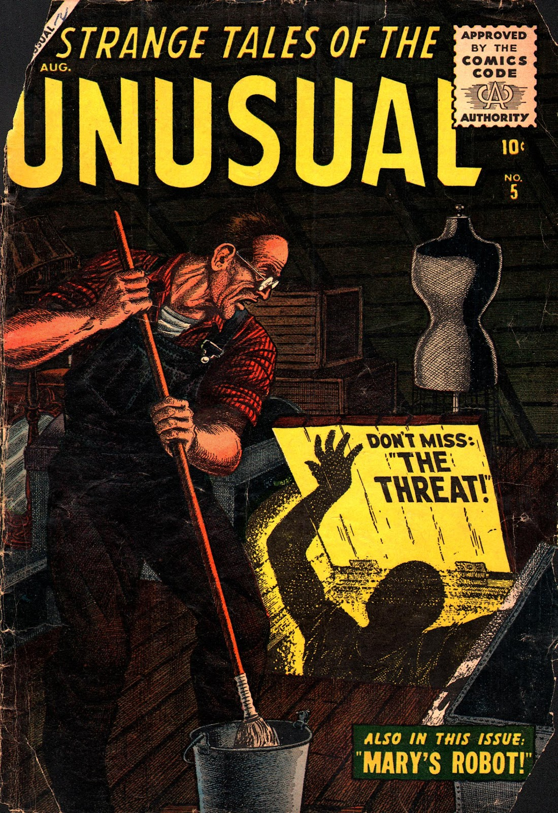 Strange Tales of the Unusual 5 Page 1