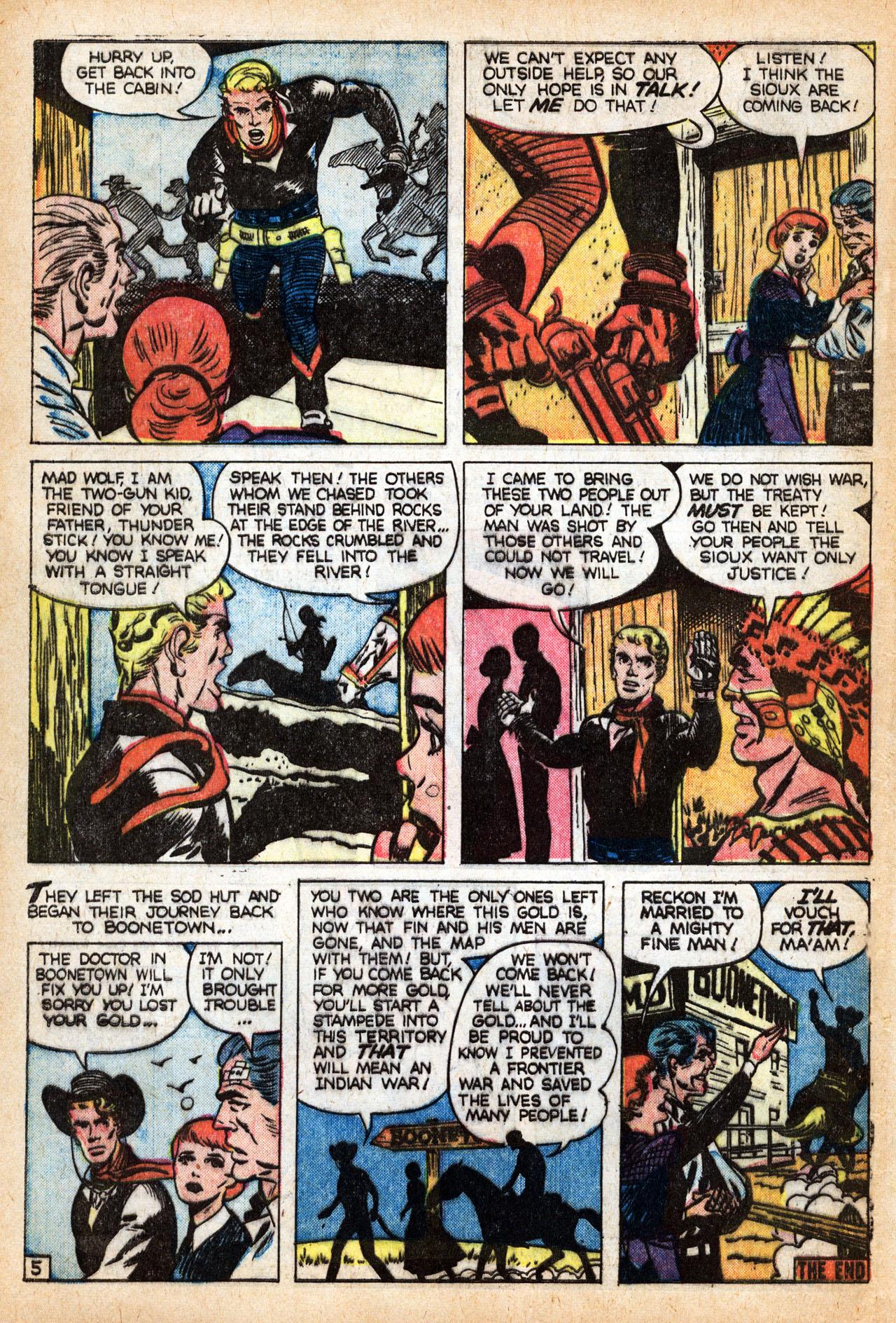 Read online Two-Gun Kid comic -  Issue #39 - 31