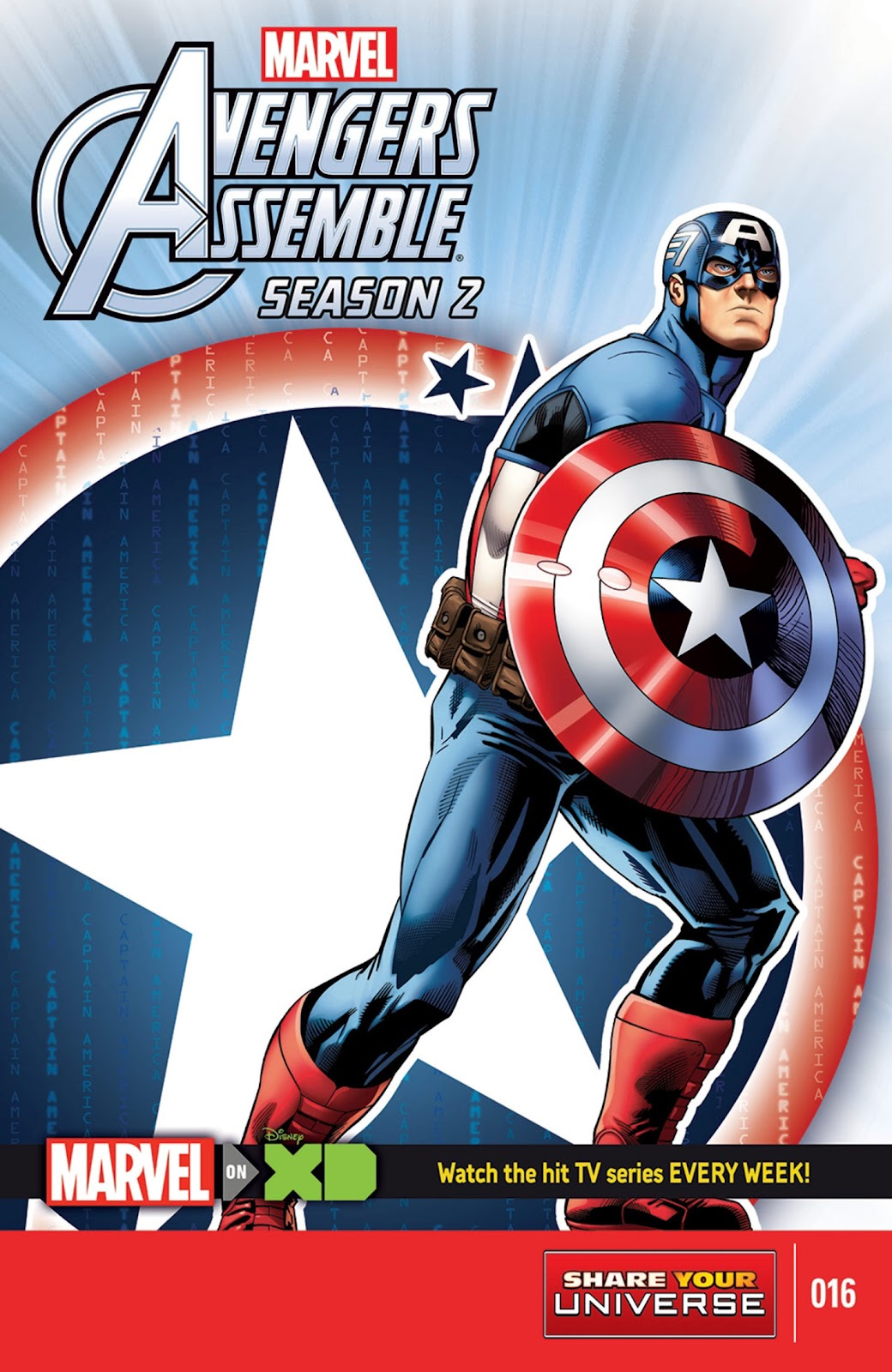 Read online Marvel Universe Avengers Assemble Season 2 comic -  Issue #16 - 1