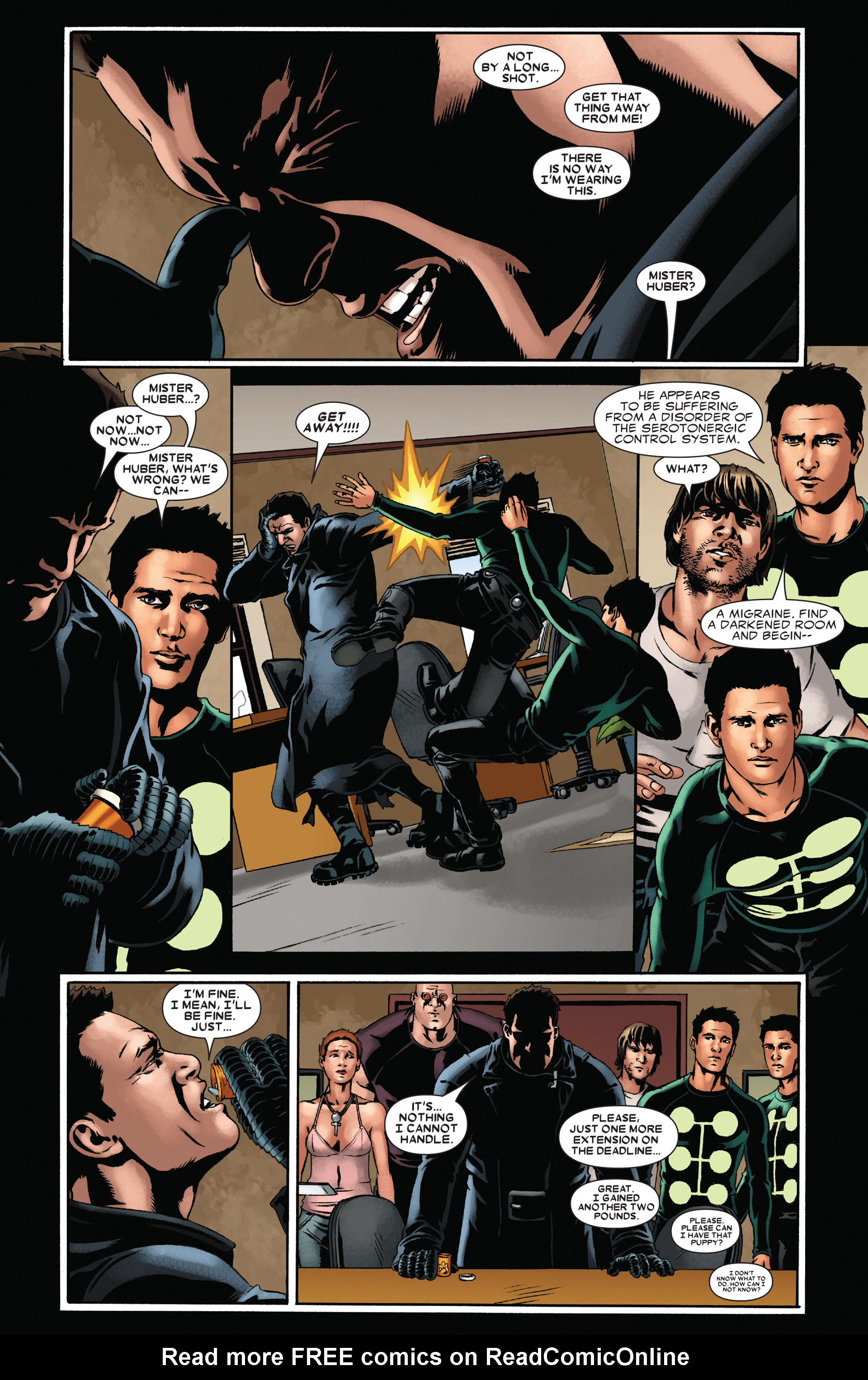 Read online X-Factor (2006) comic -  Issue #22 - 20