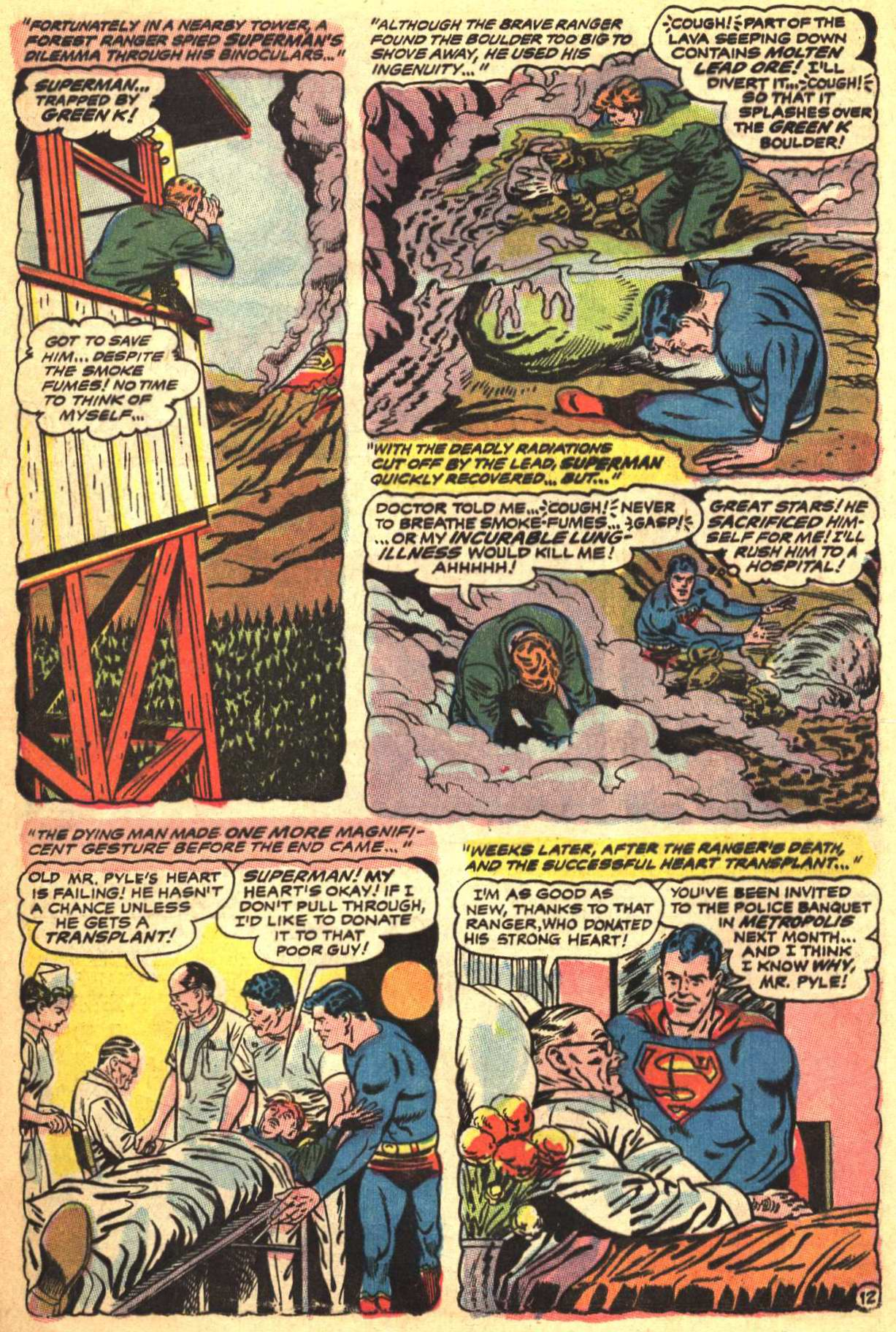 Read online Action Comics (1938) comic -  Issue #367 - 16