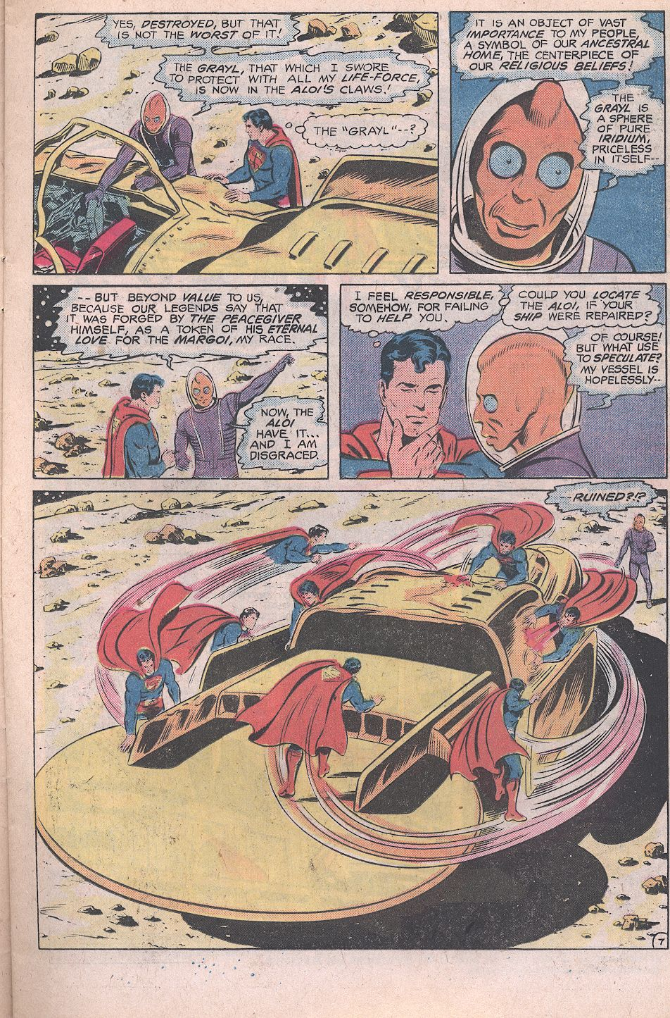Read online Action Comics (1938) comic -  Issue #517 - 11