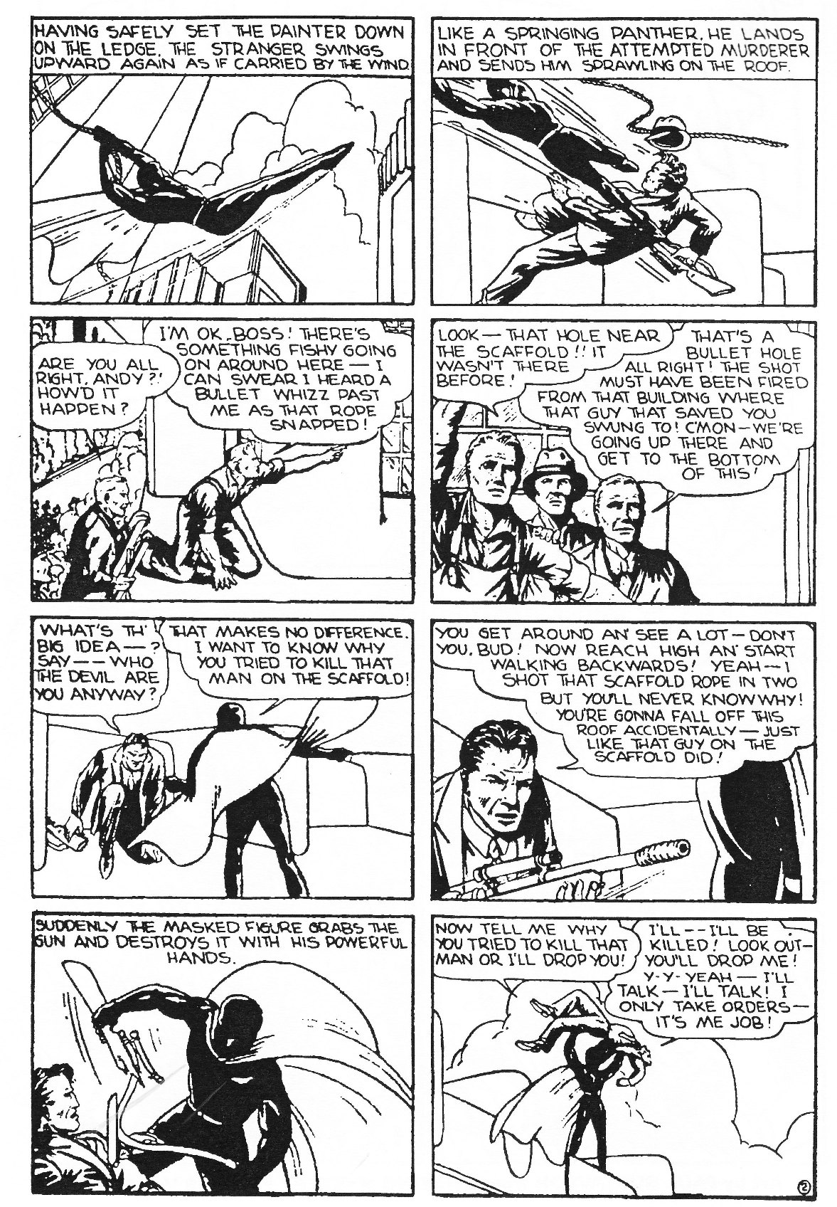 Read online Men of Mystery Comics comic -  Issue #83 - 6