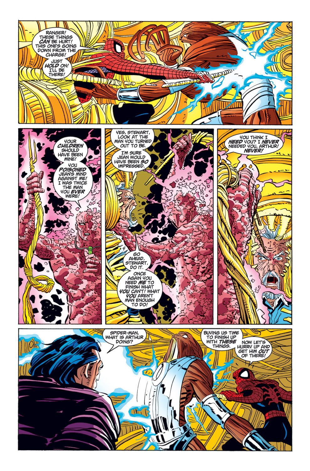 The Amazing Spider-Man (1999) 24 Page 17