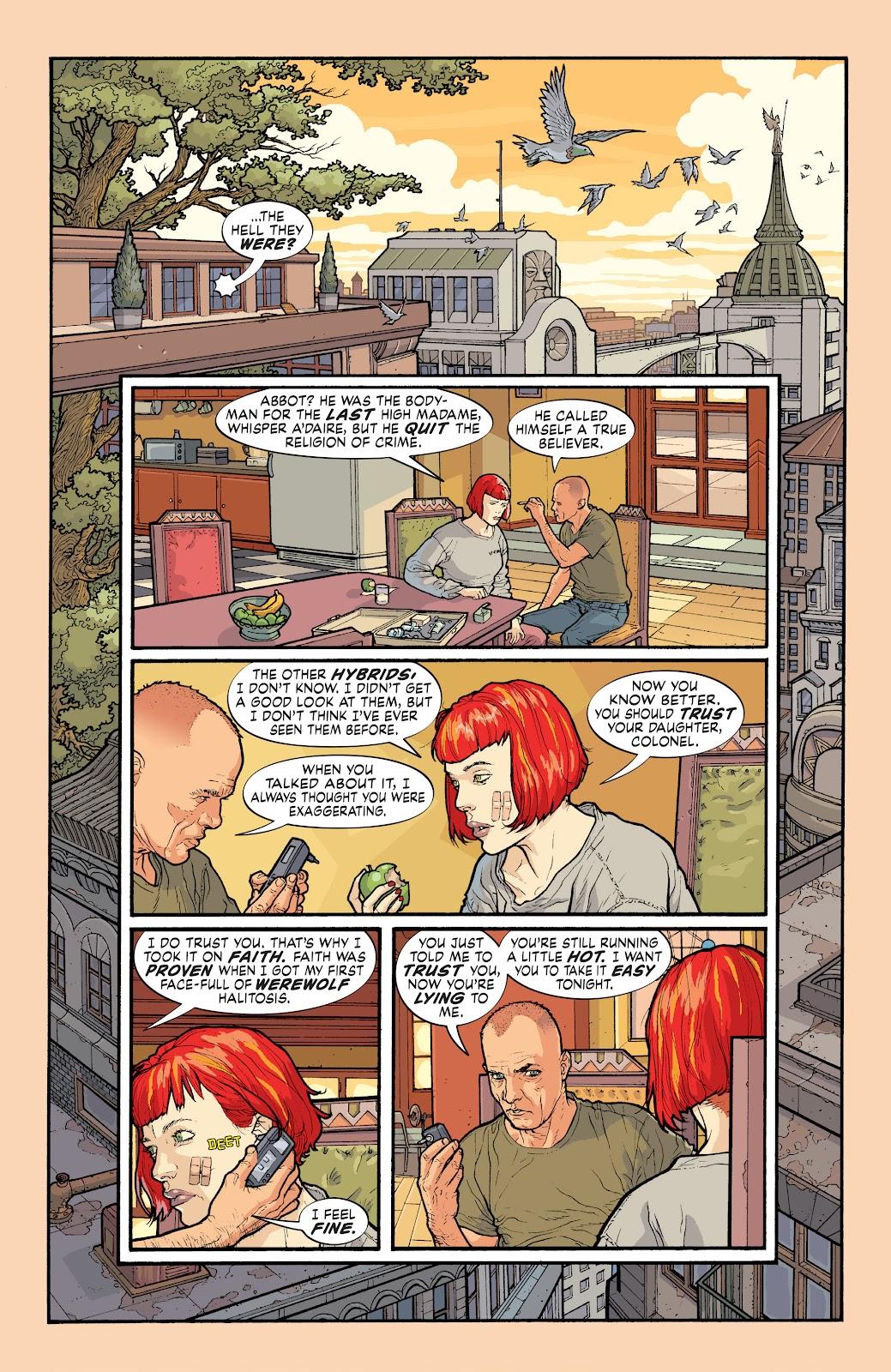 Read online Detective Comics (1937) comic -  Issue # _TPB Batwoman - Elegy (Part 1) - 53