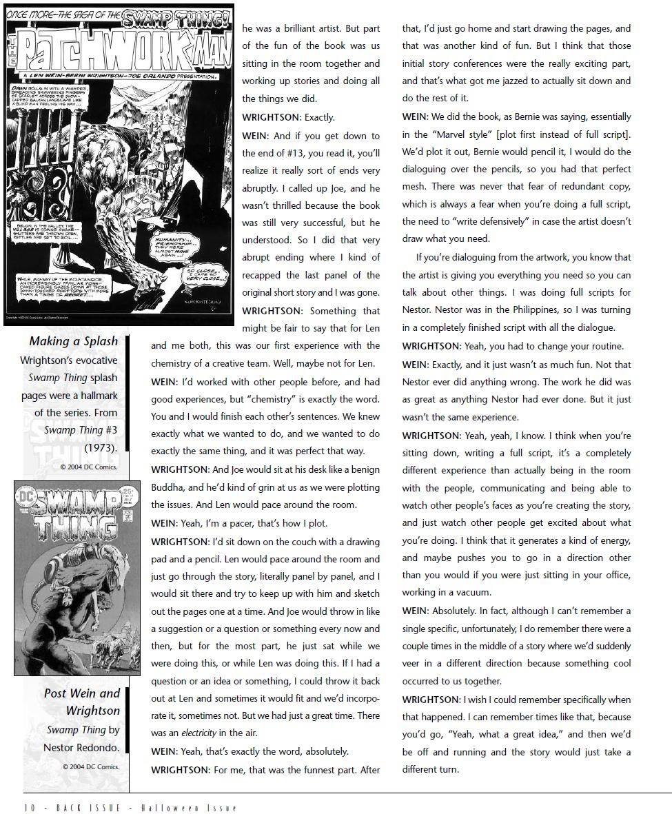 Back Issue issue 6 - Page 11
