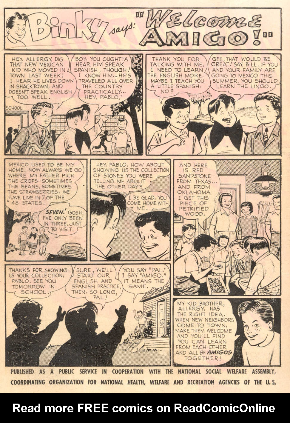 Read online Adventure Comics (1938) comic -  Issue #200 - 2