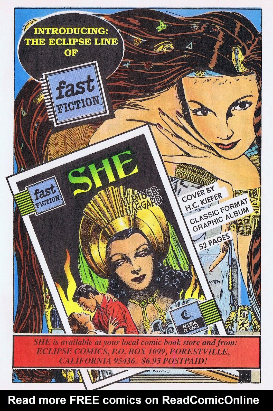 Read online Merchants of Death comic -  Issue #3 - 32