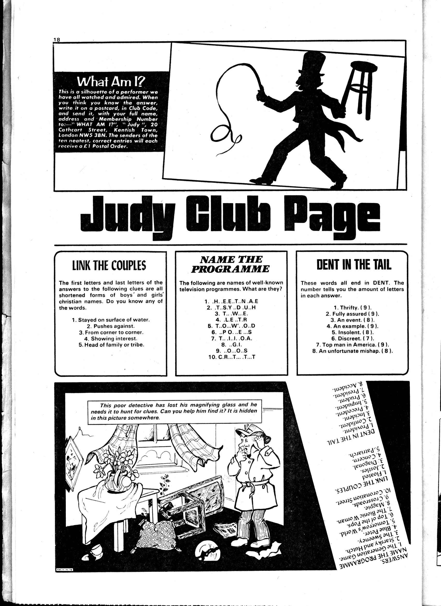 Read online Judy comic -  Issue #988 - 18