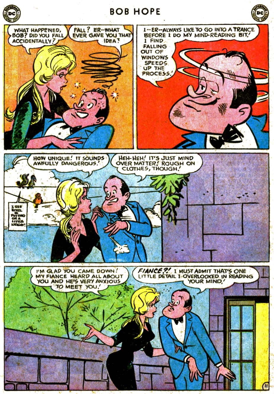 The Adventures of Bob Hope issue 77 - Page 16
