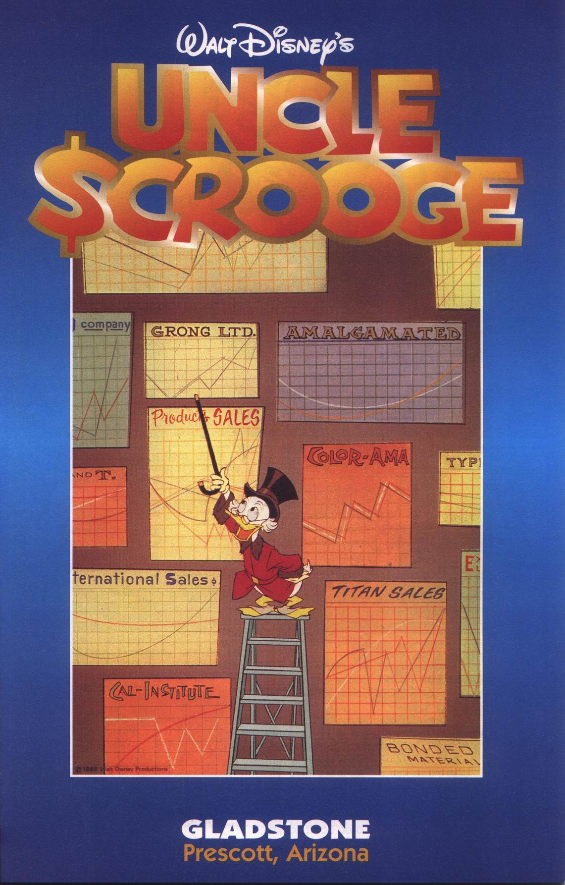 Read online Uncle Scrooge (1953) comic -  Issue #313 - 3