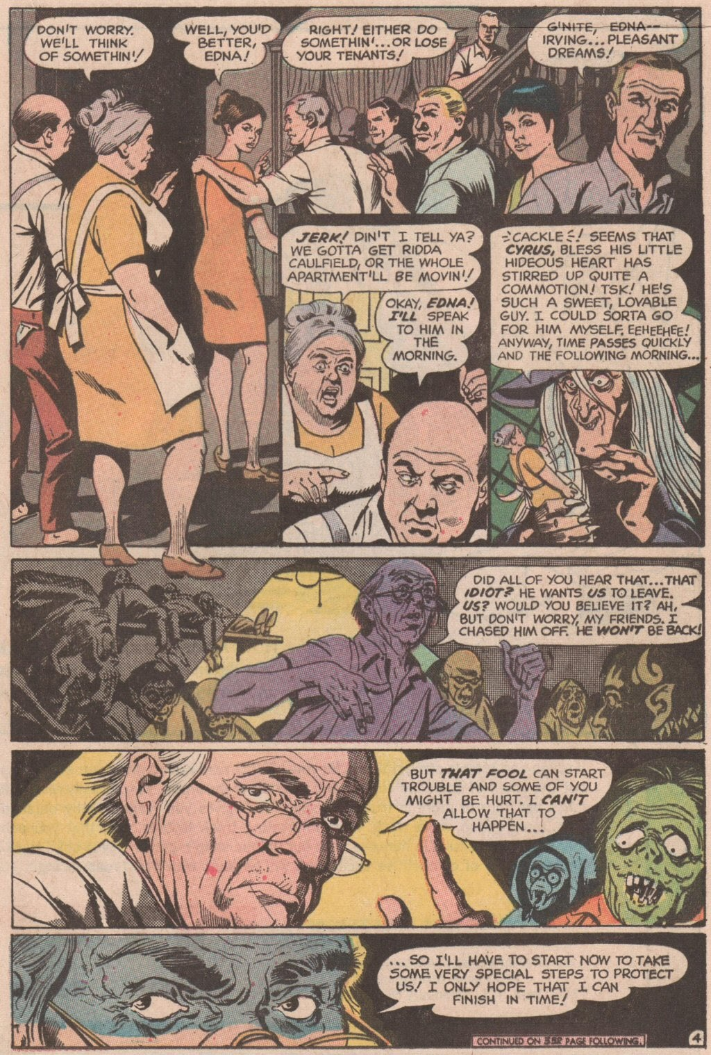 The Witching Hour (1969) issue 6 - Page 14