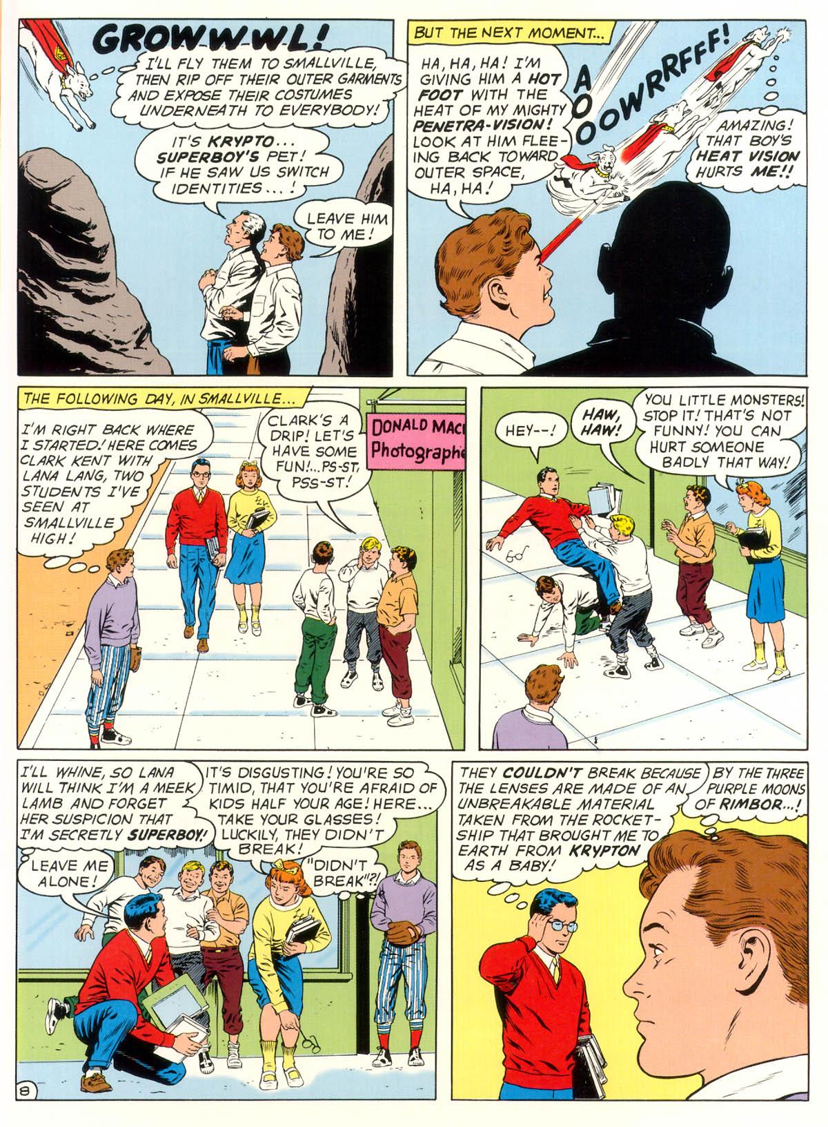 Read online Adventure Comics (1938) comic -  Issue #497 - 19