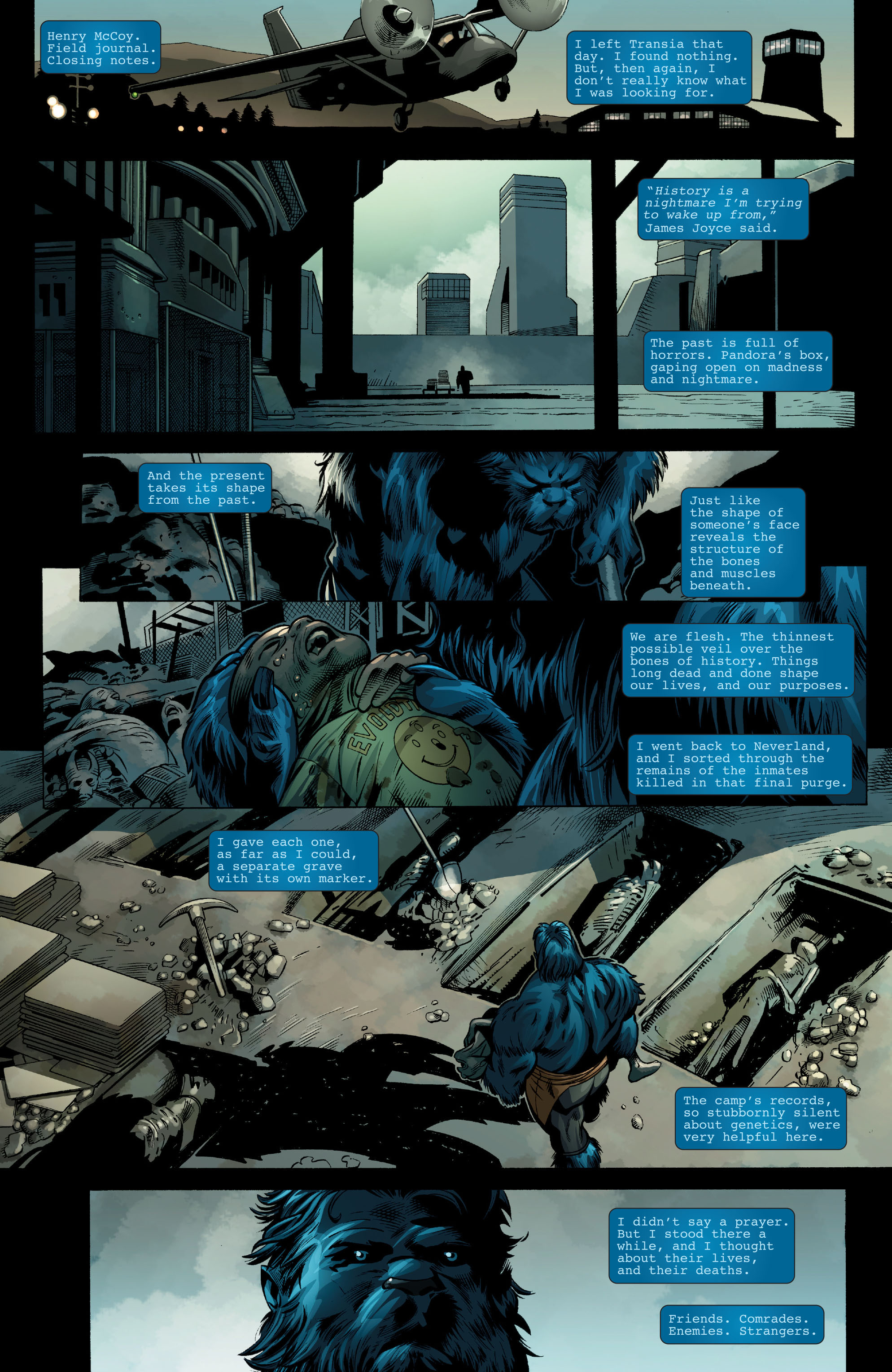 X-Men (1991) 204 Page 37