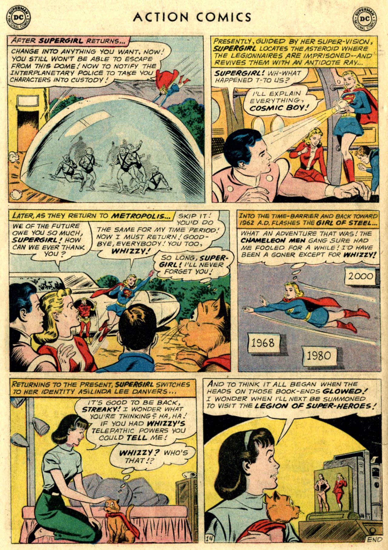 Action Comics (1938) 287 Page 31