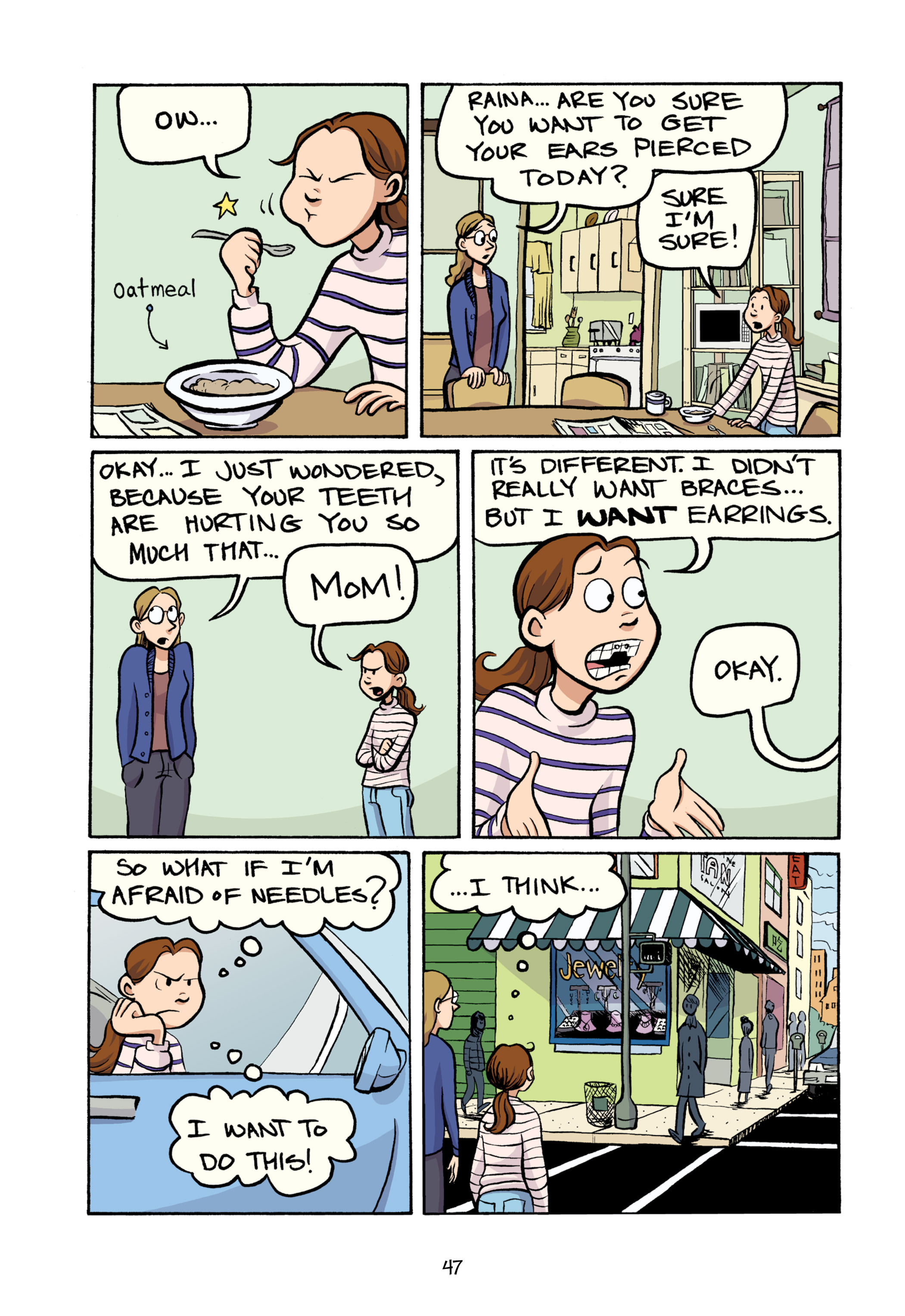 Read online Smile comic -  Issue # TPB - 53