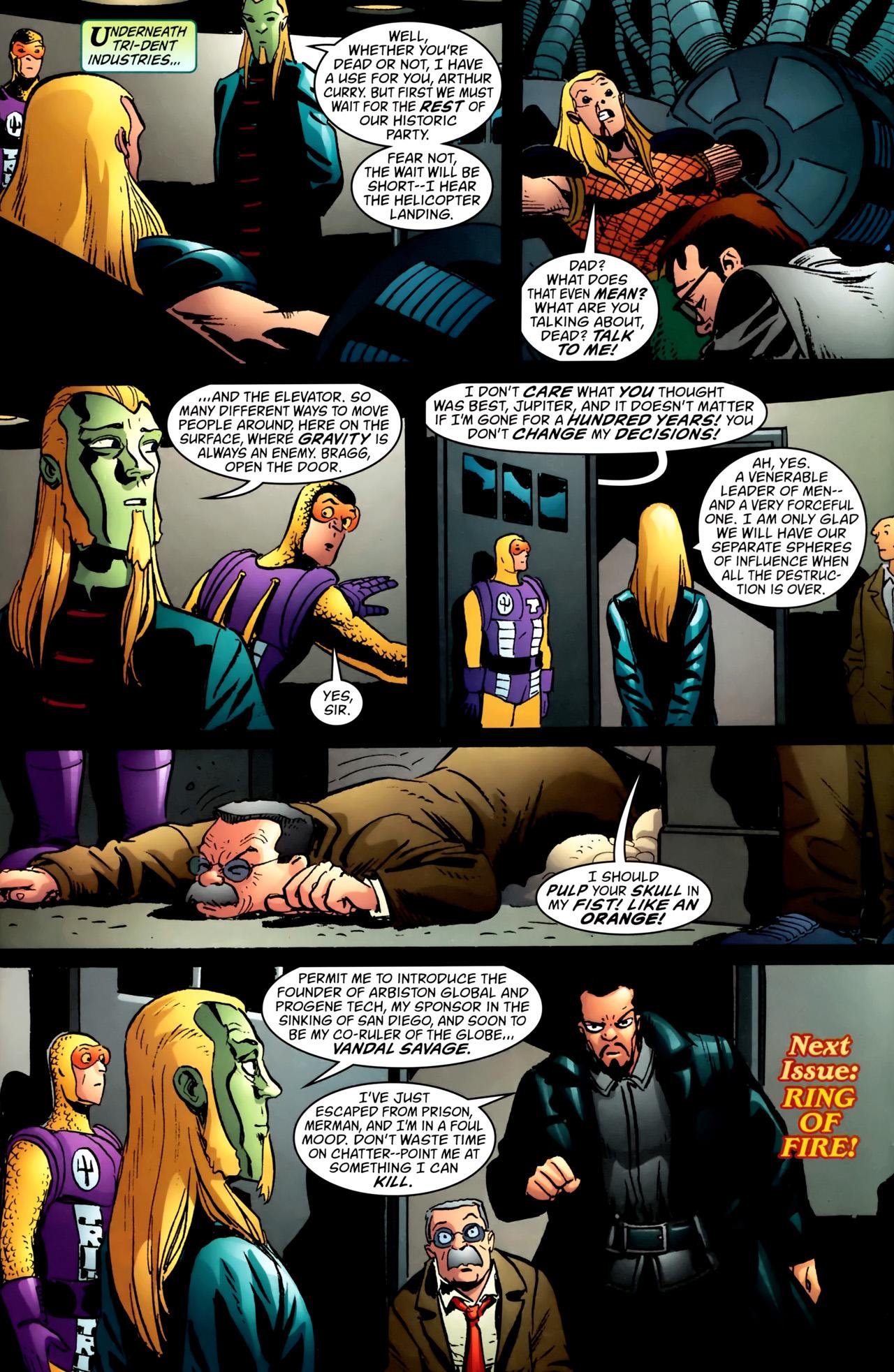 Read online Aquaman: Sword of Atlantis comic -  Issue #54 - 23