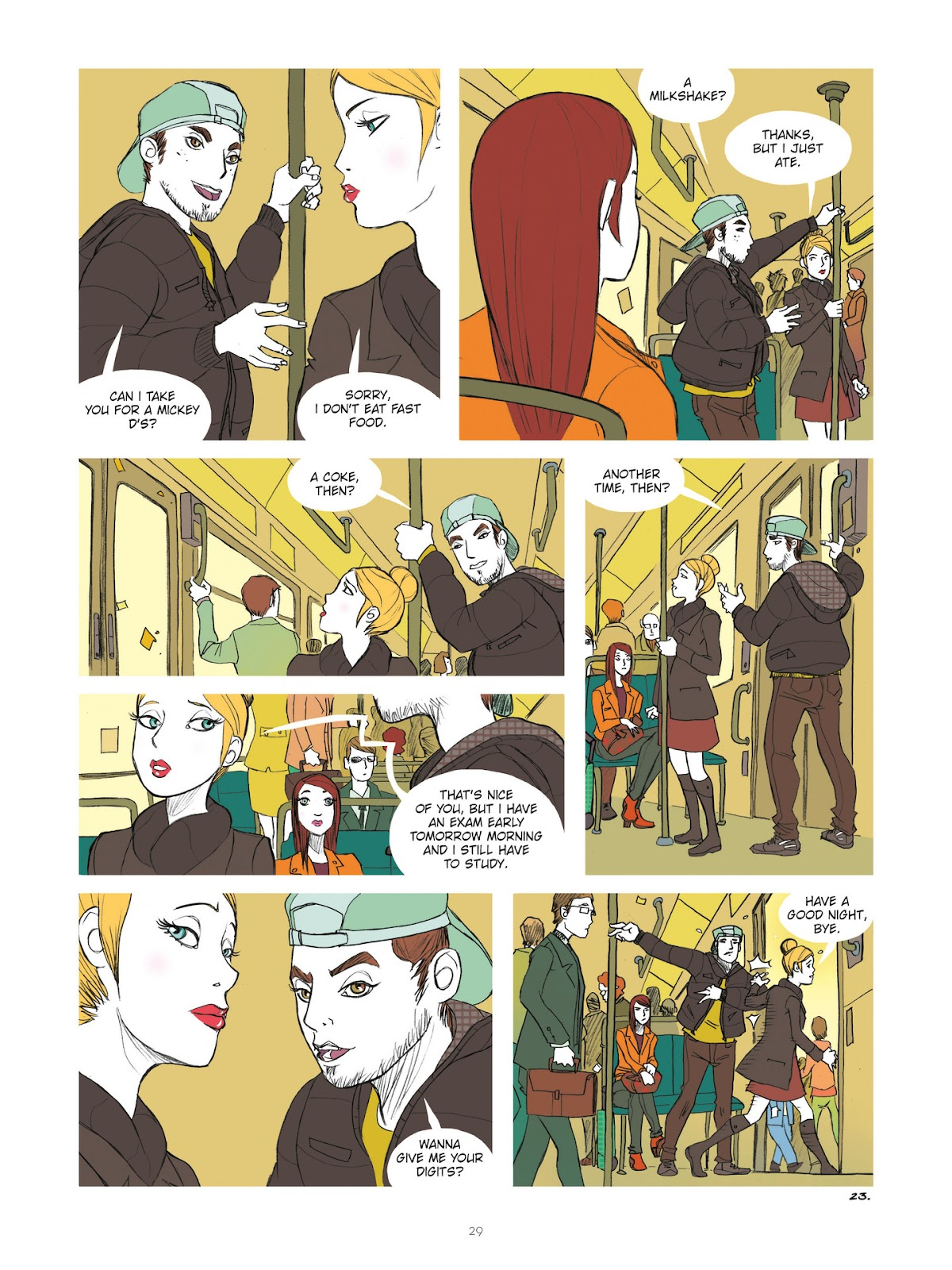 Read online Diary of A Femen comic -  Issue # TPB - 31
