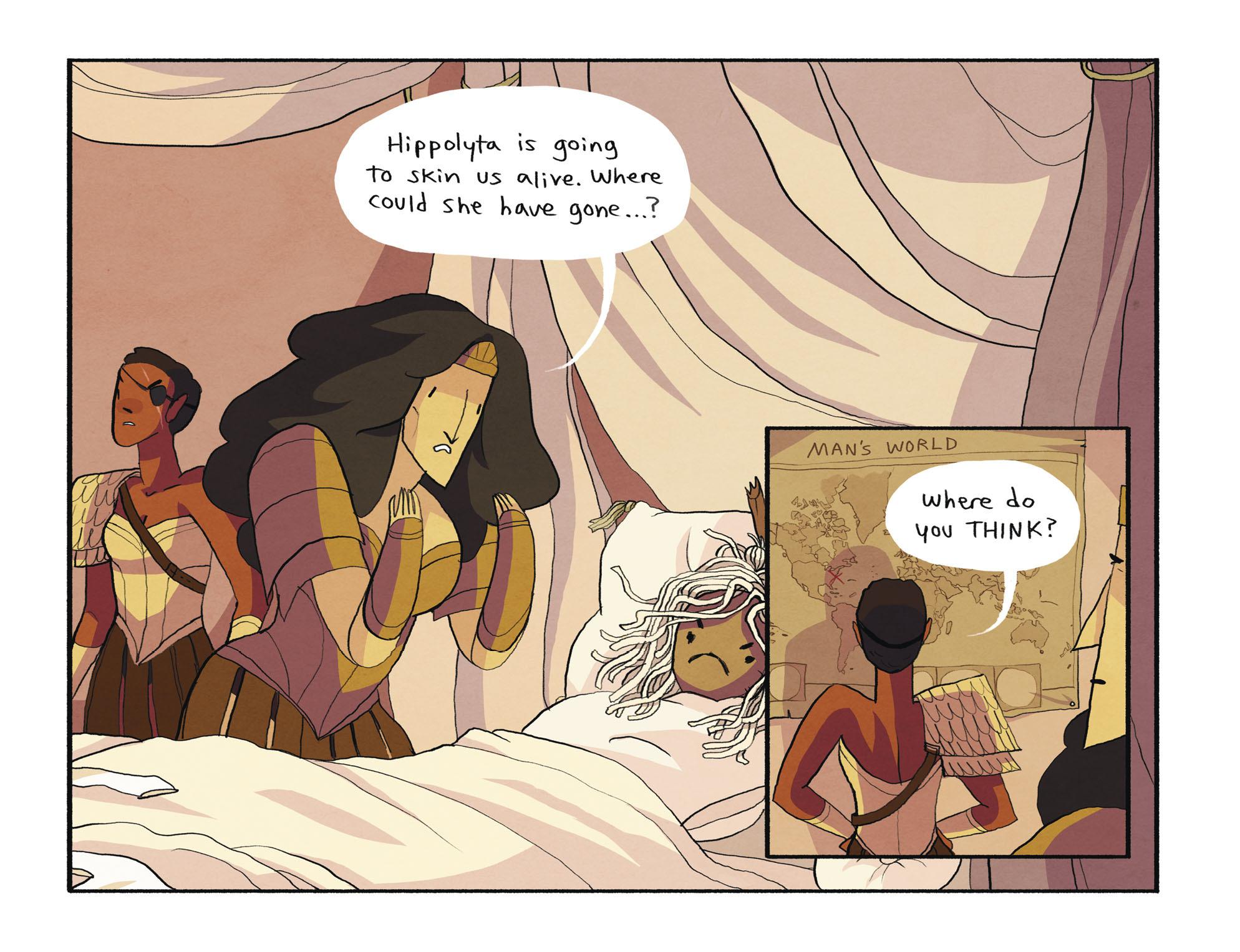 Read online Sensation Comics Featuring Wonder Woman comic -  Issue #23 - 12