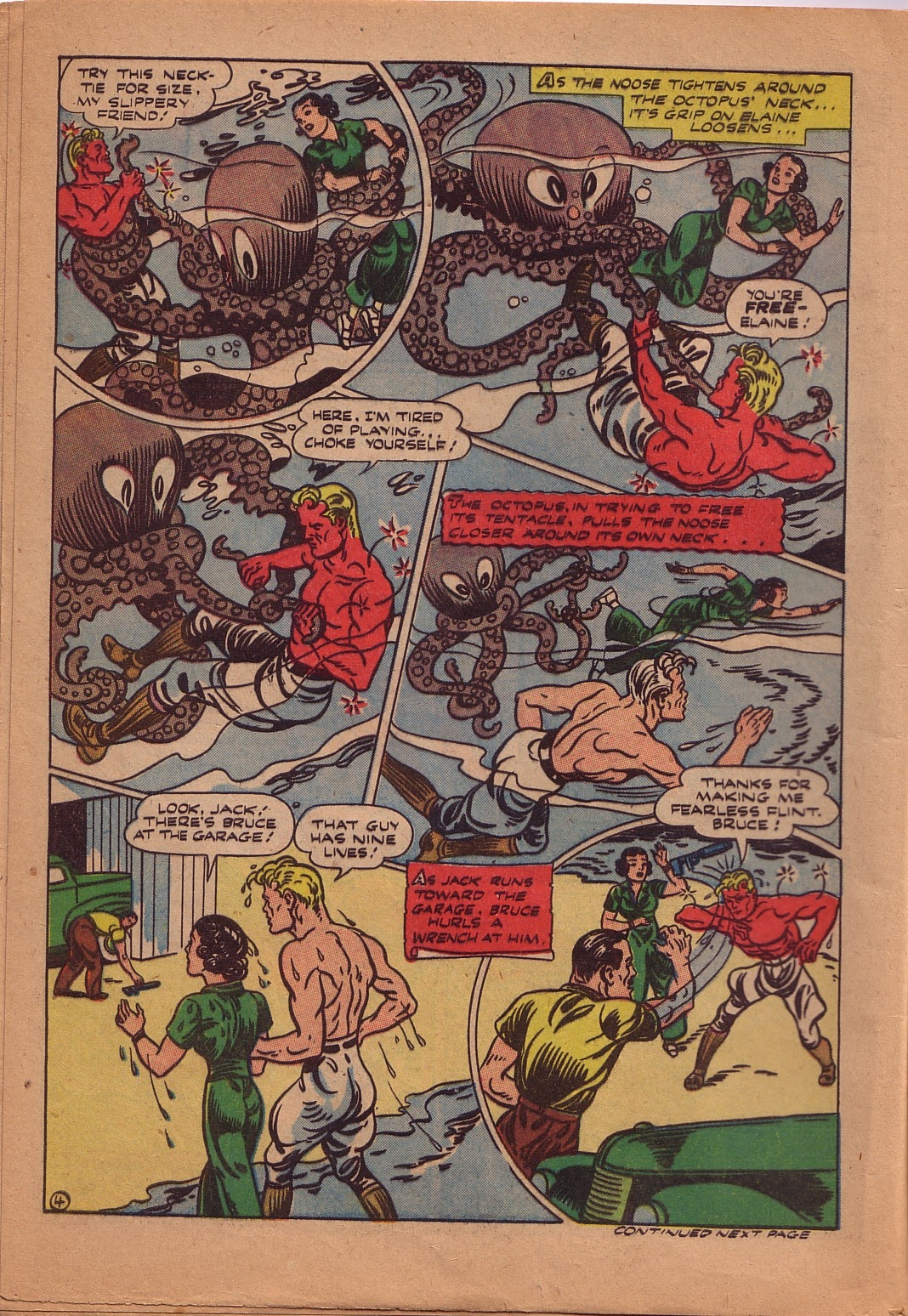 Read online Famous Funnies comic -  Issue #107 - 11