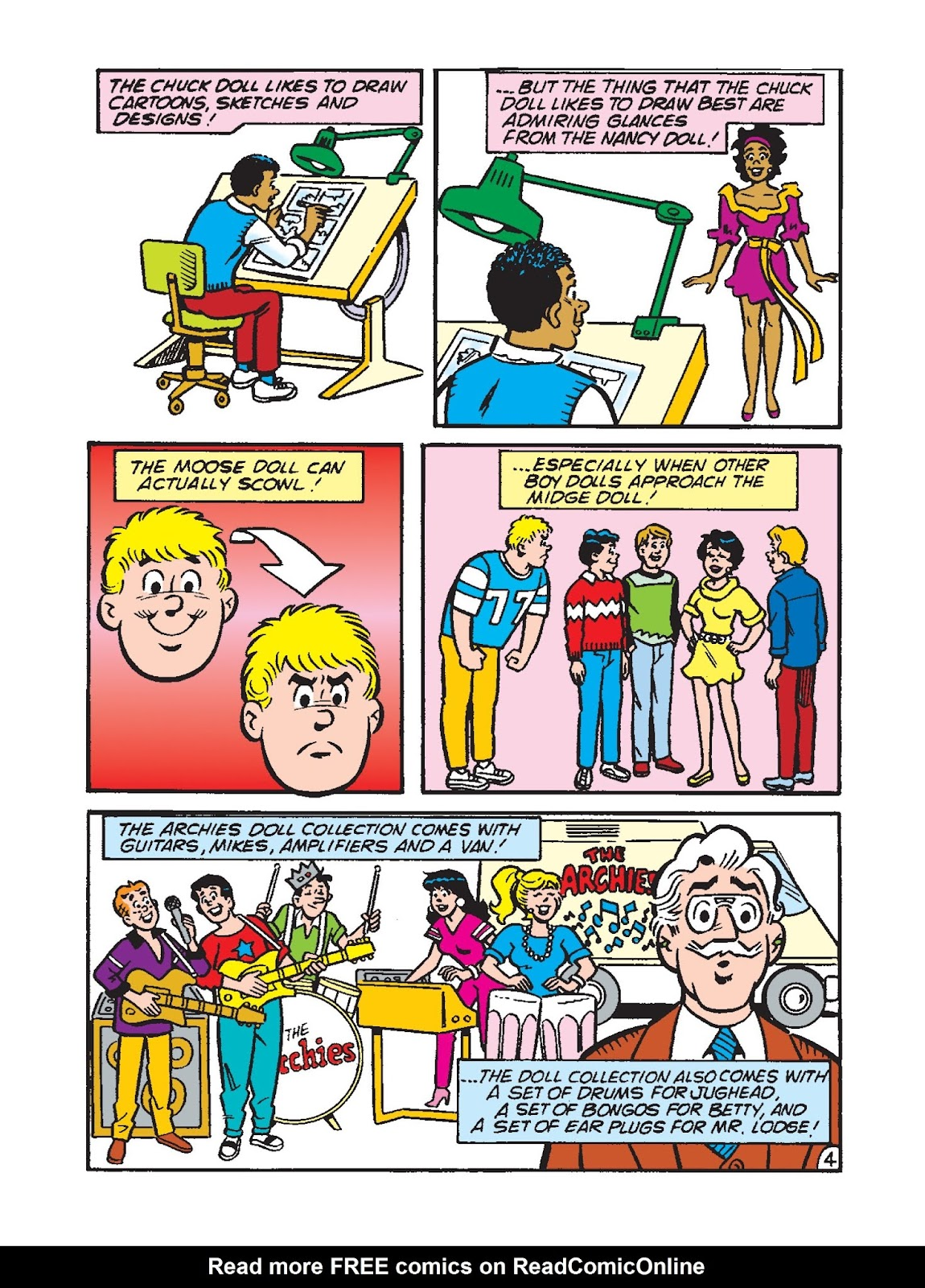 Archie 1000 Page Comics Digest issue TPB_(Part_5) - Page 61