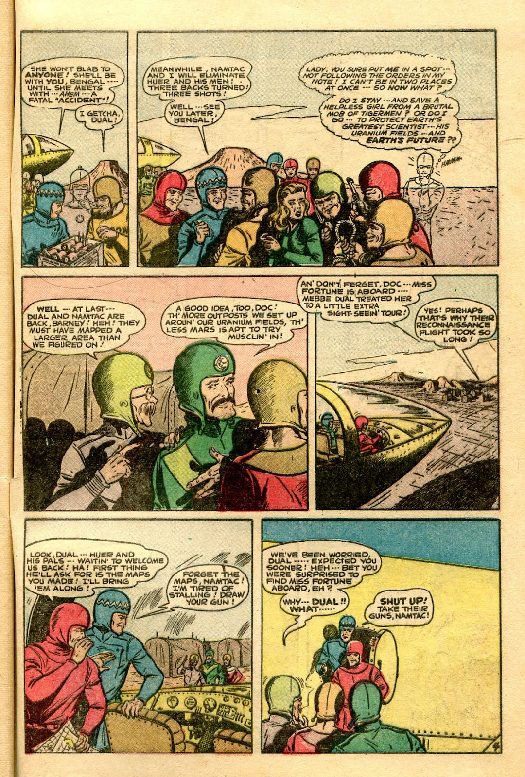 Read online Famous Funnies comic -  Issue #188 - 46