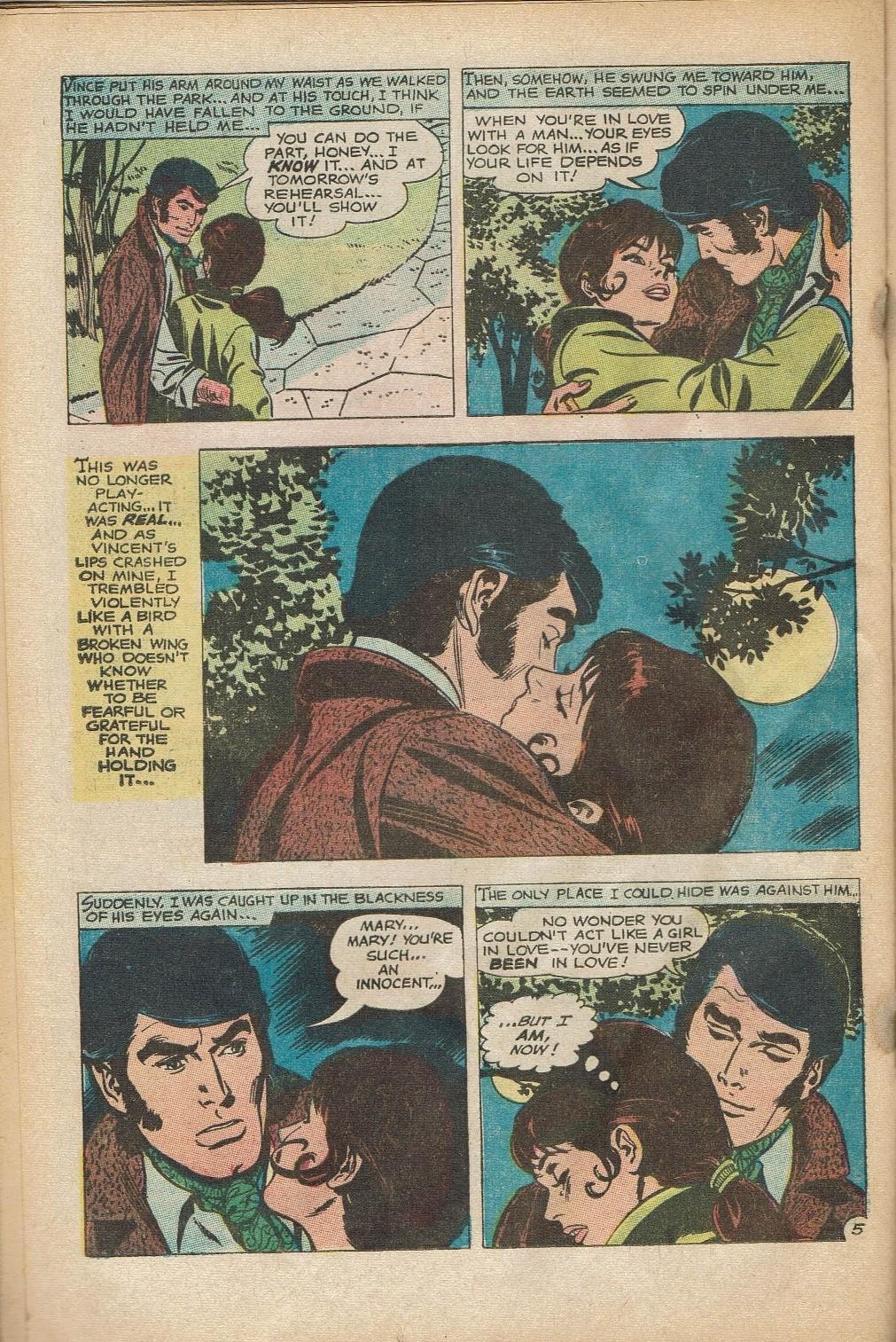 Read online Secret Hearts comic -  Issue #152 - 20