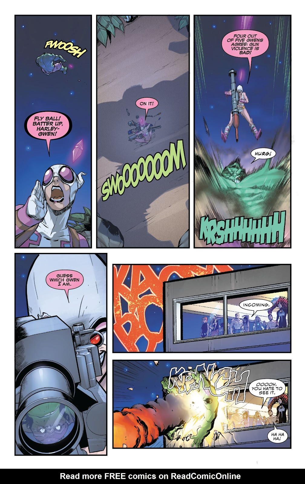 Gwenpool Strikes Back issue _TPB - Page 84