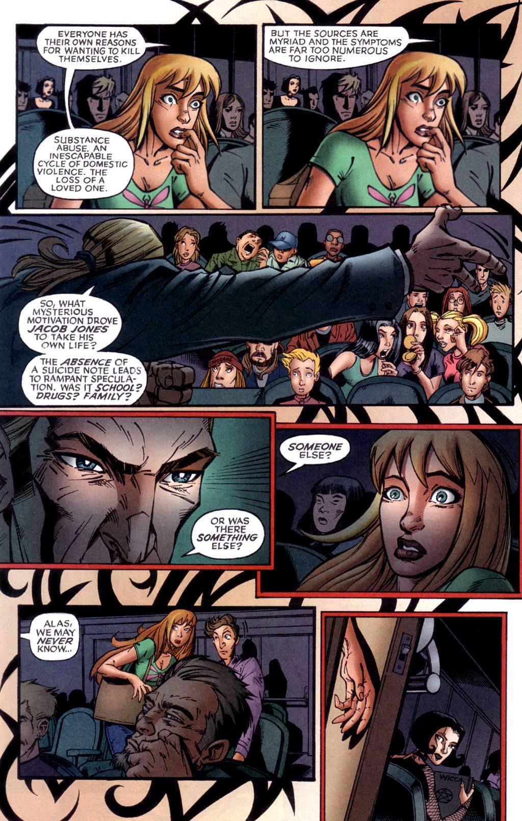 Read online Jezebelle comic -  Issue #1 - 6