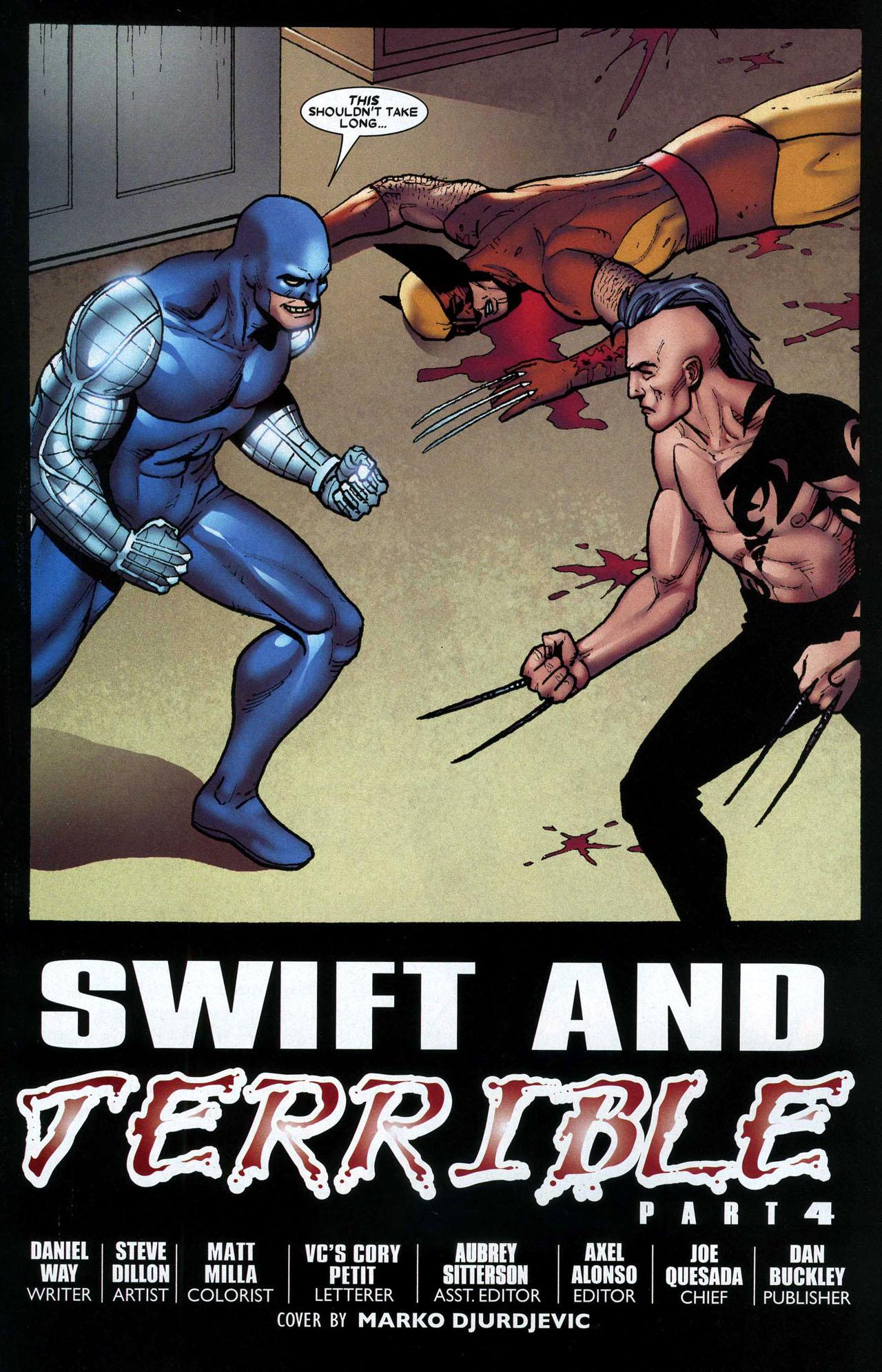 Read online Wolverine: Origins comic -  Issue #14 - 3