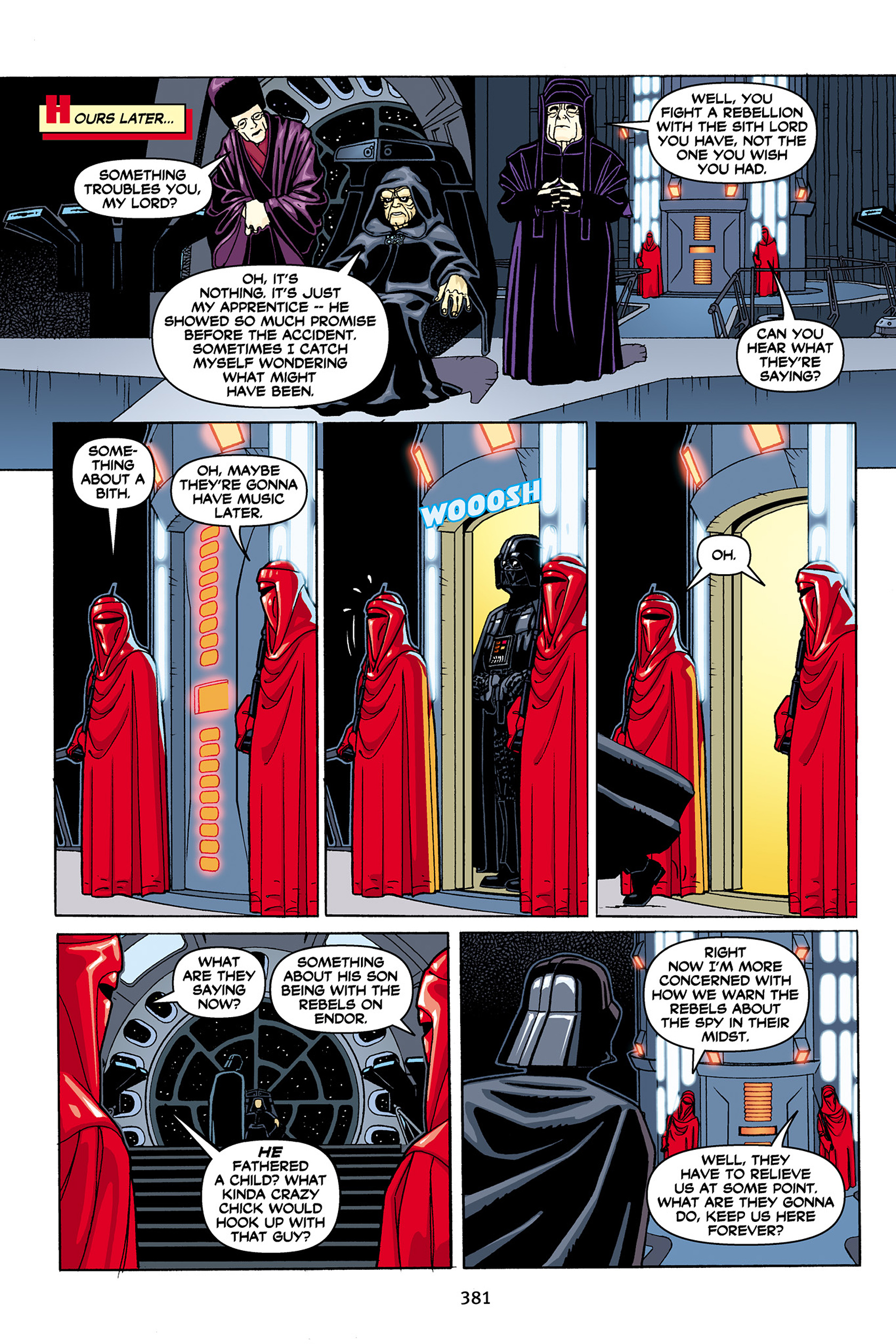 Read online Star Wars Omnibus comic -  Issue # Vol. 30 - 373