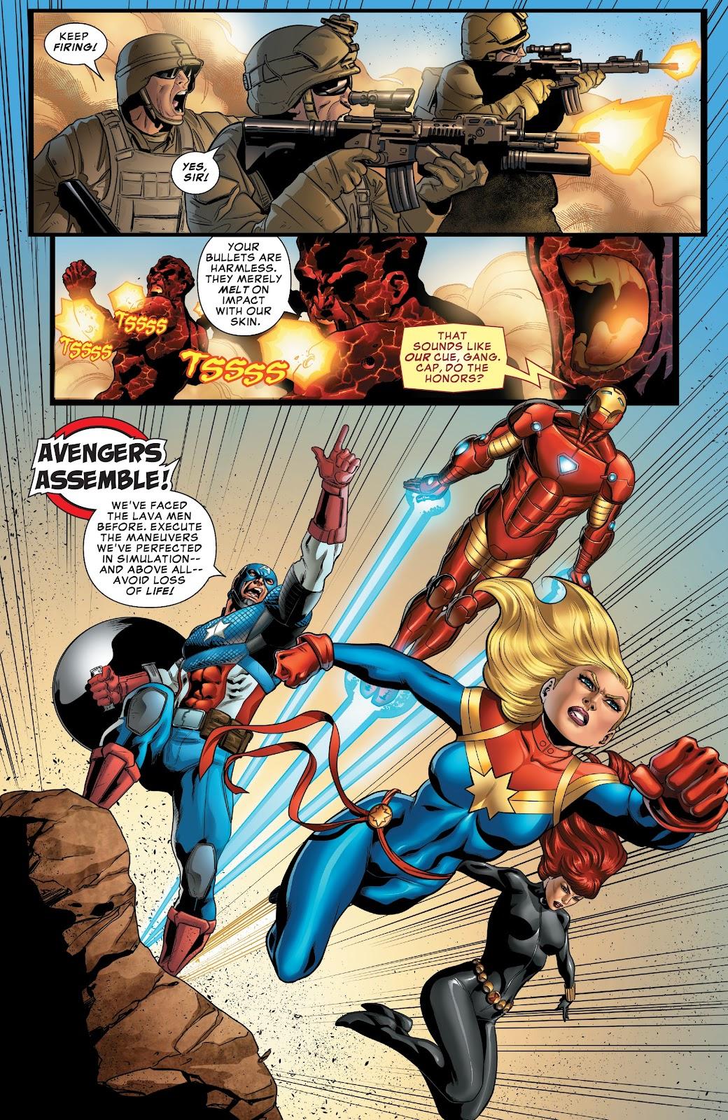 Read online Avengers: Edge of Infinity comic -  Issue # Full - 7
